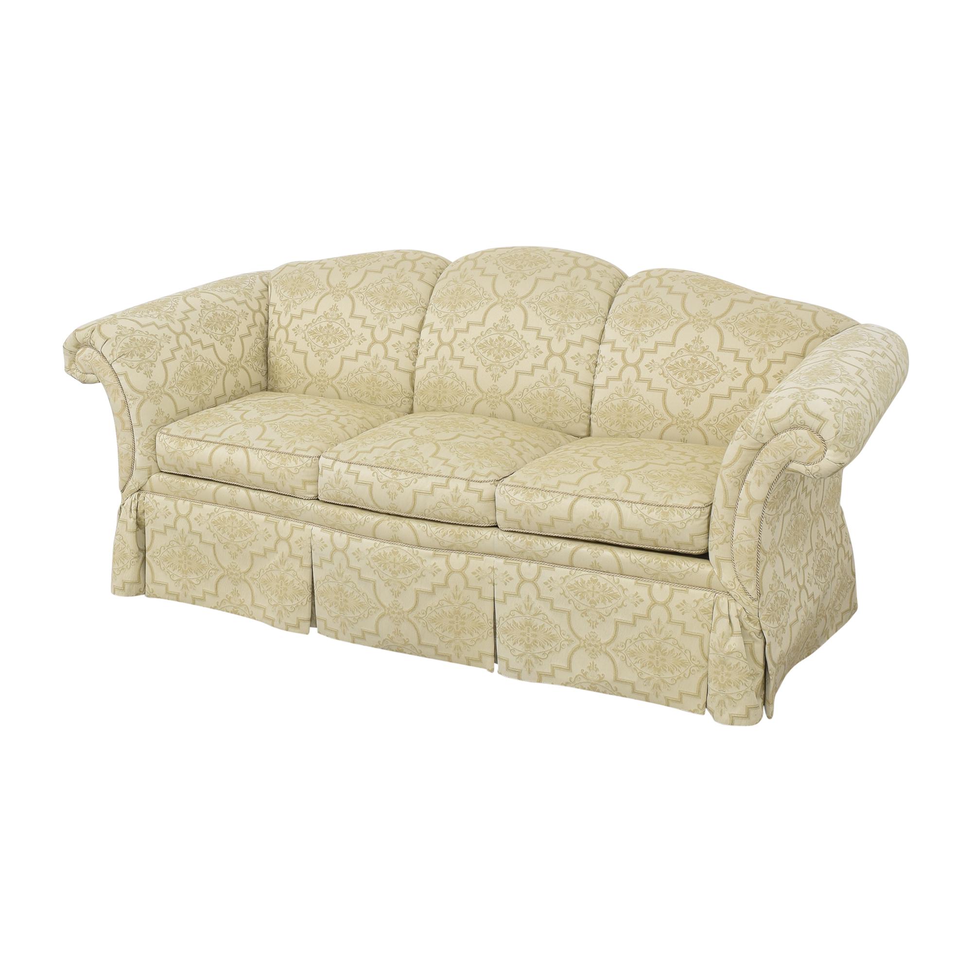 Charles Stewart Company Charles Stewart Company Camelback Sofa Classic Sofas