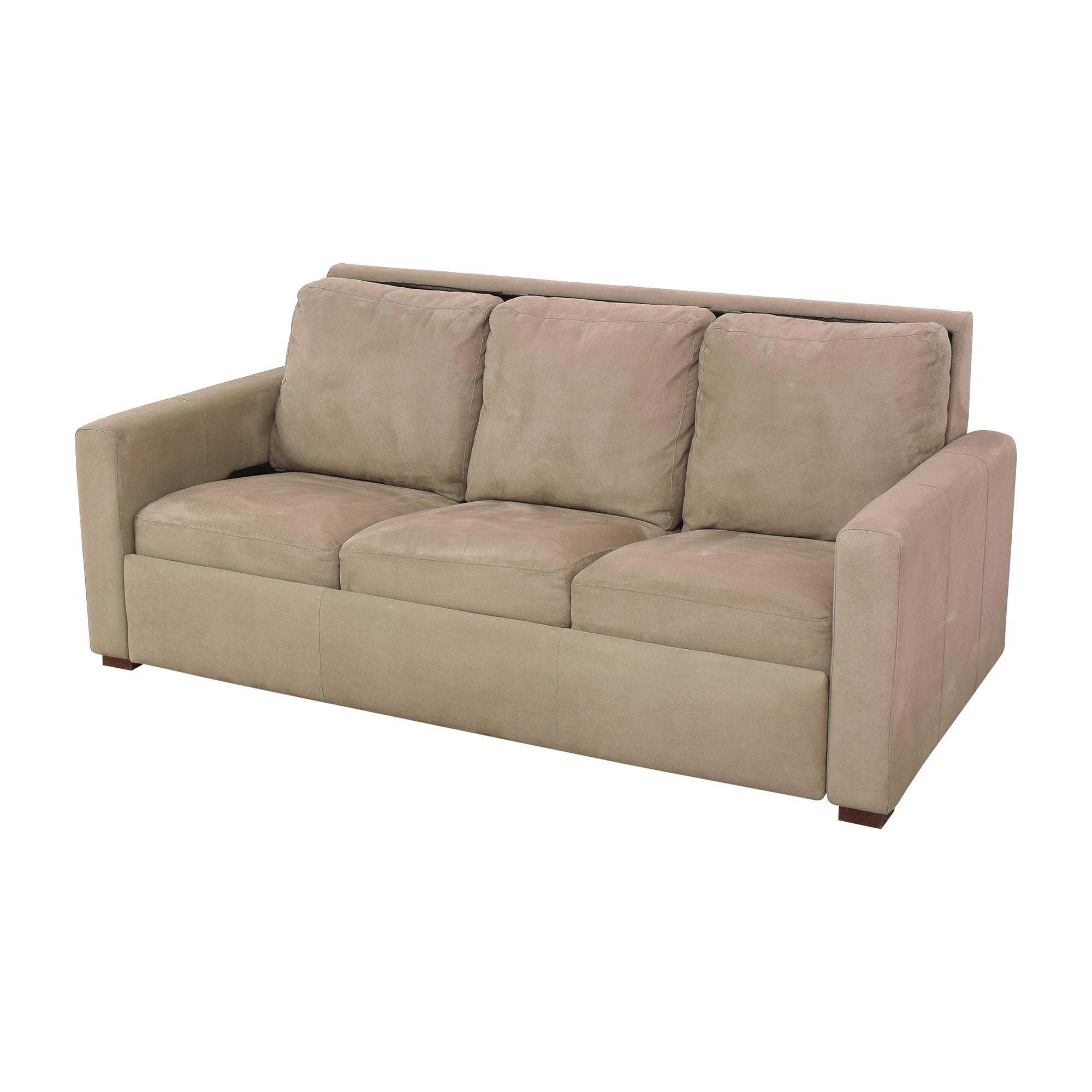 Room & Board Room & Board Allston Sleeper Sofa pa