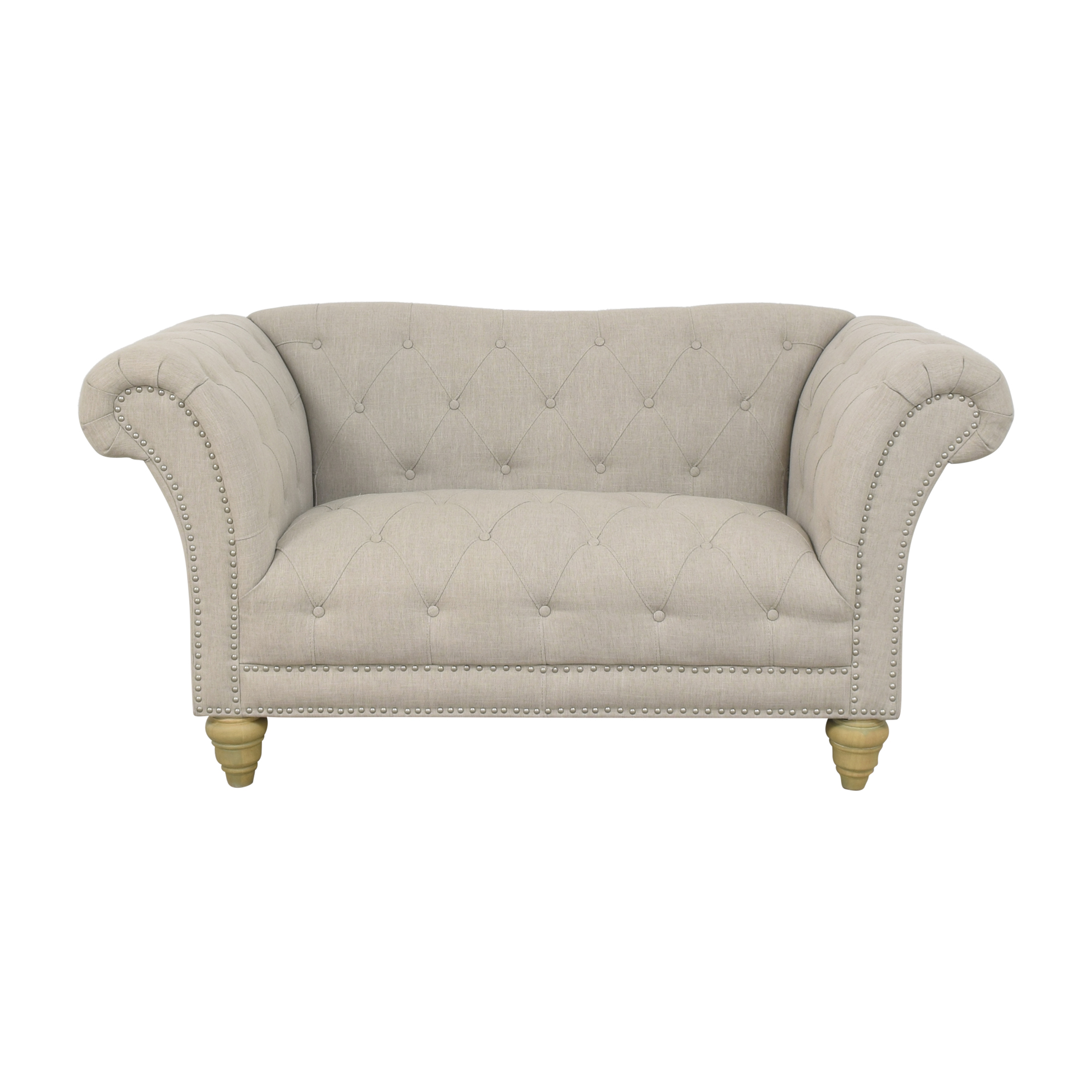 Lark Manor Versailles Chesterfield Settee / Sofas