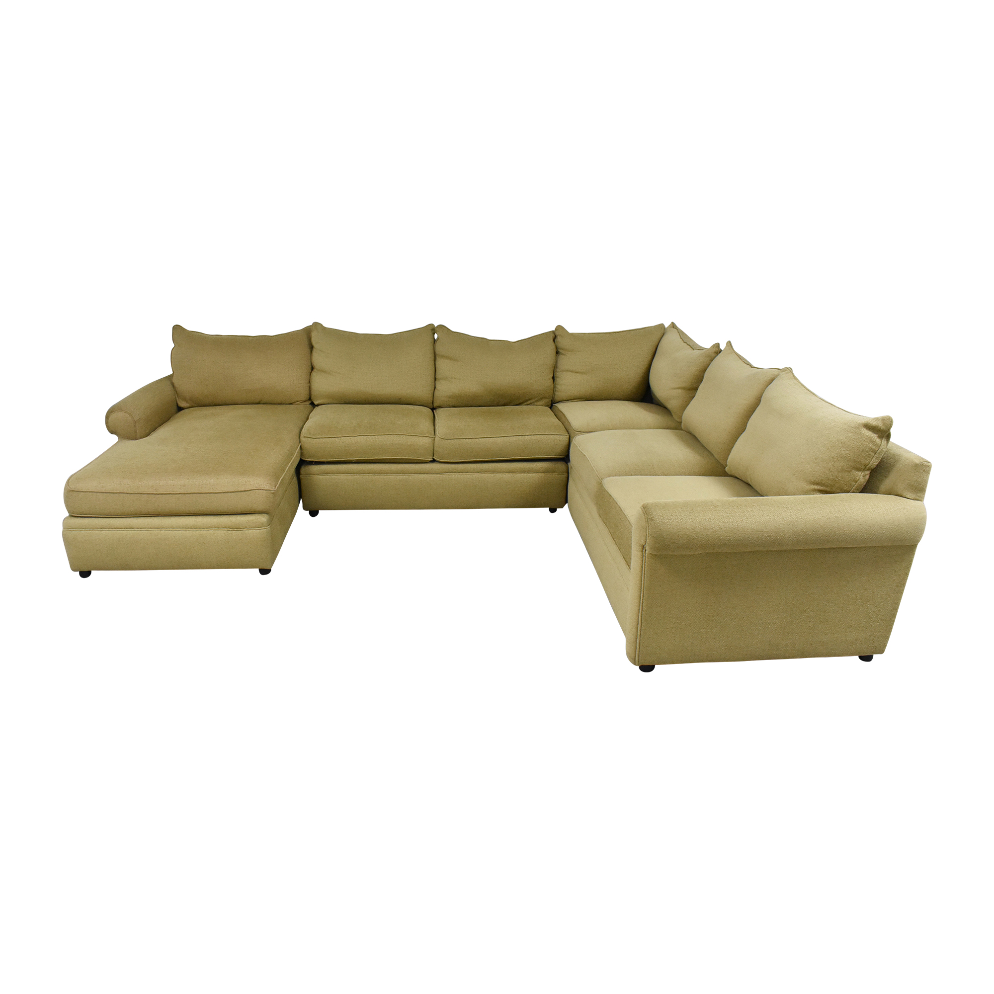 Domain Home Domain Home Sectional Sofa with Chaise for sale