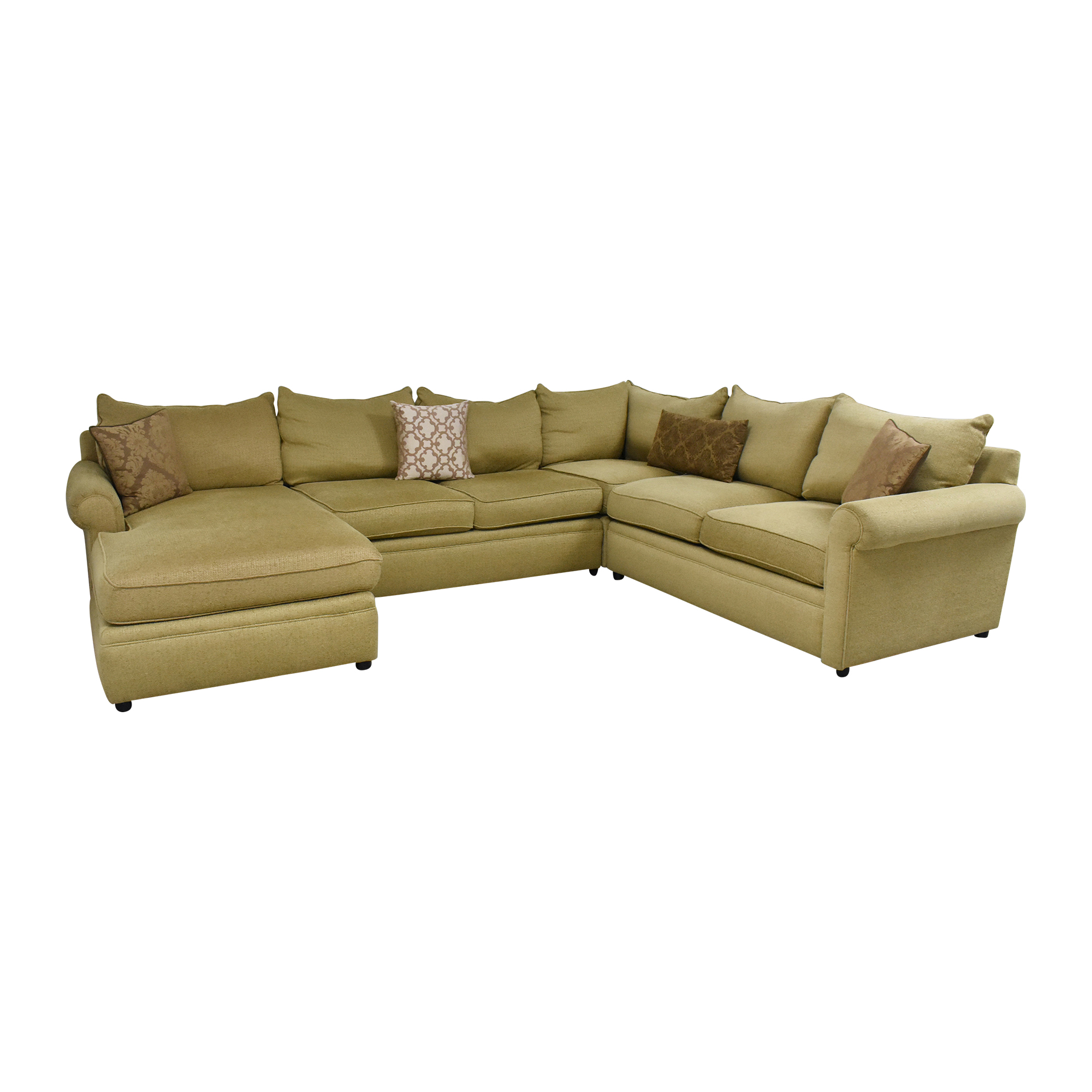 Domain Home Domain Home Sectional Sofa with Chaise ma