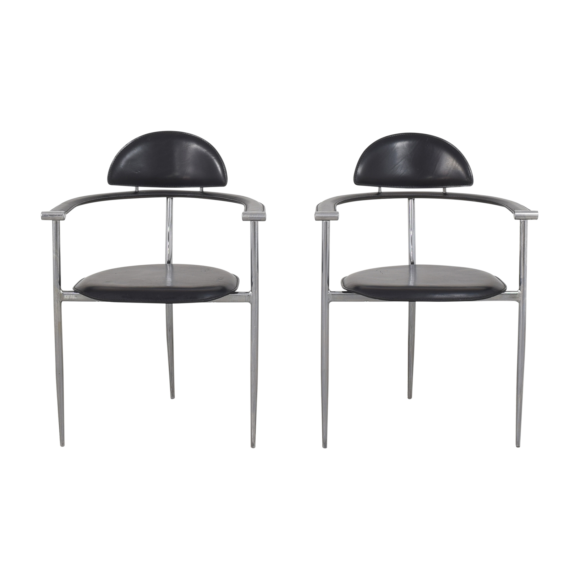 Arrben Arrben Marilyn Dining Arm Chairs nyc
