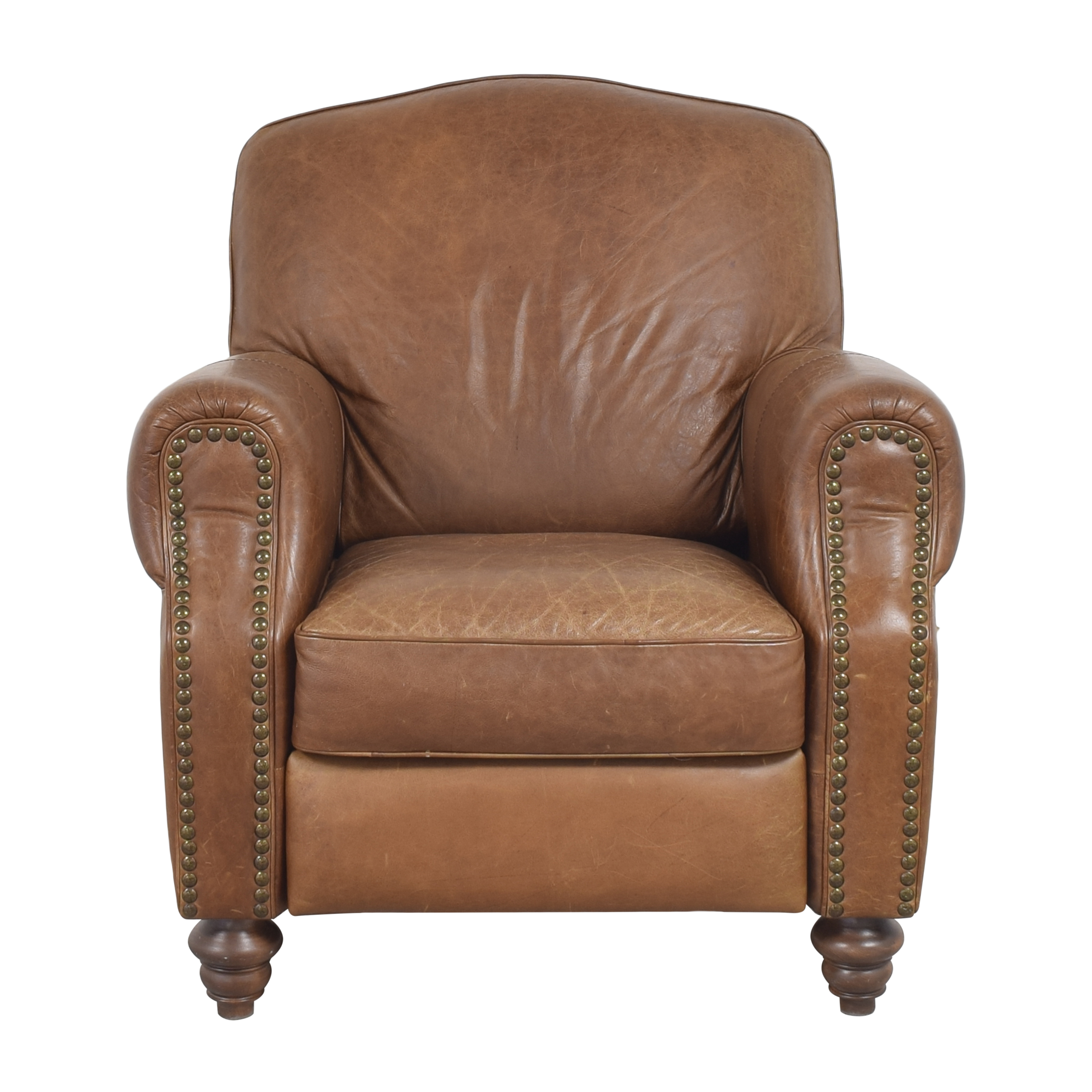 Domain Domain Roll Arm Recliner Chair second hand