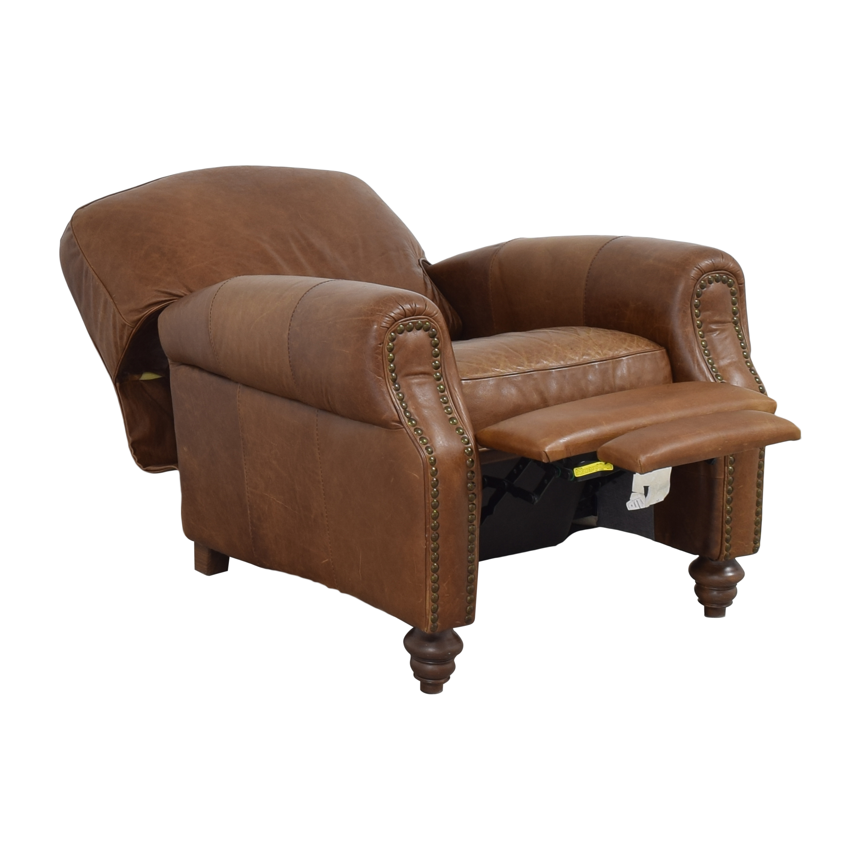 Domain Domain Roll Arm Recliner Chair discount