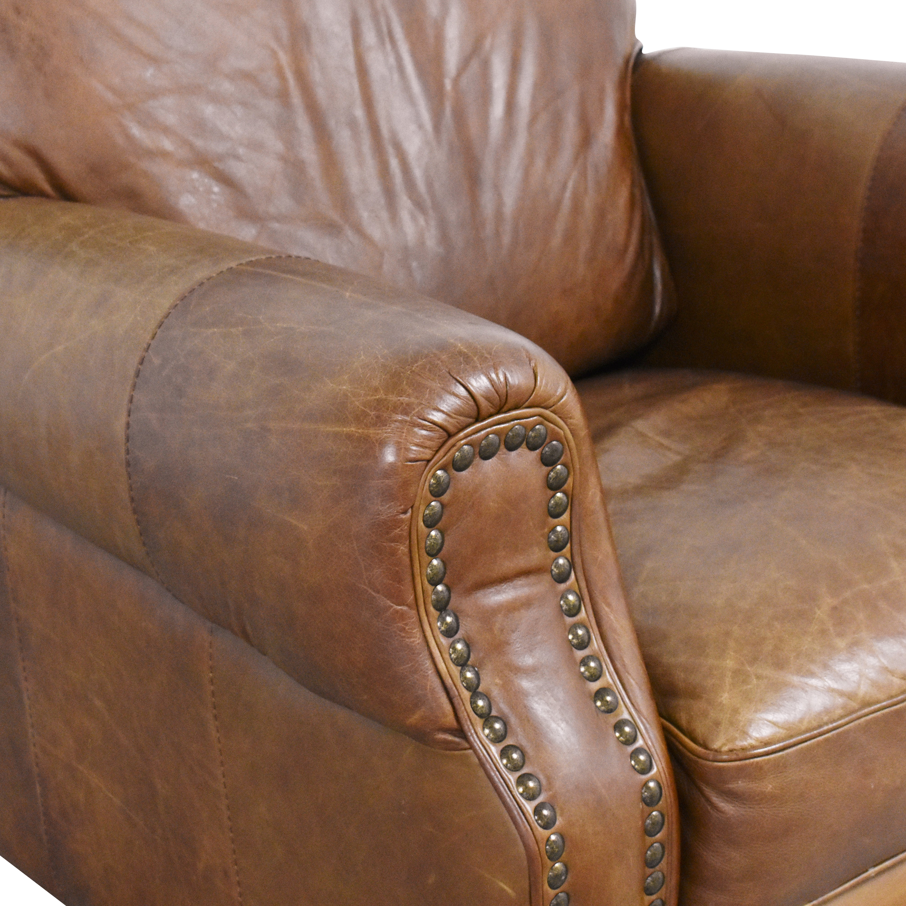 Domain Domain Roll Arm Recliner Chair Recliners