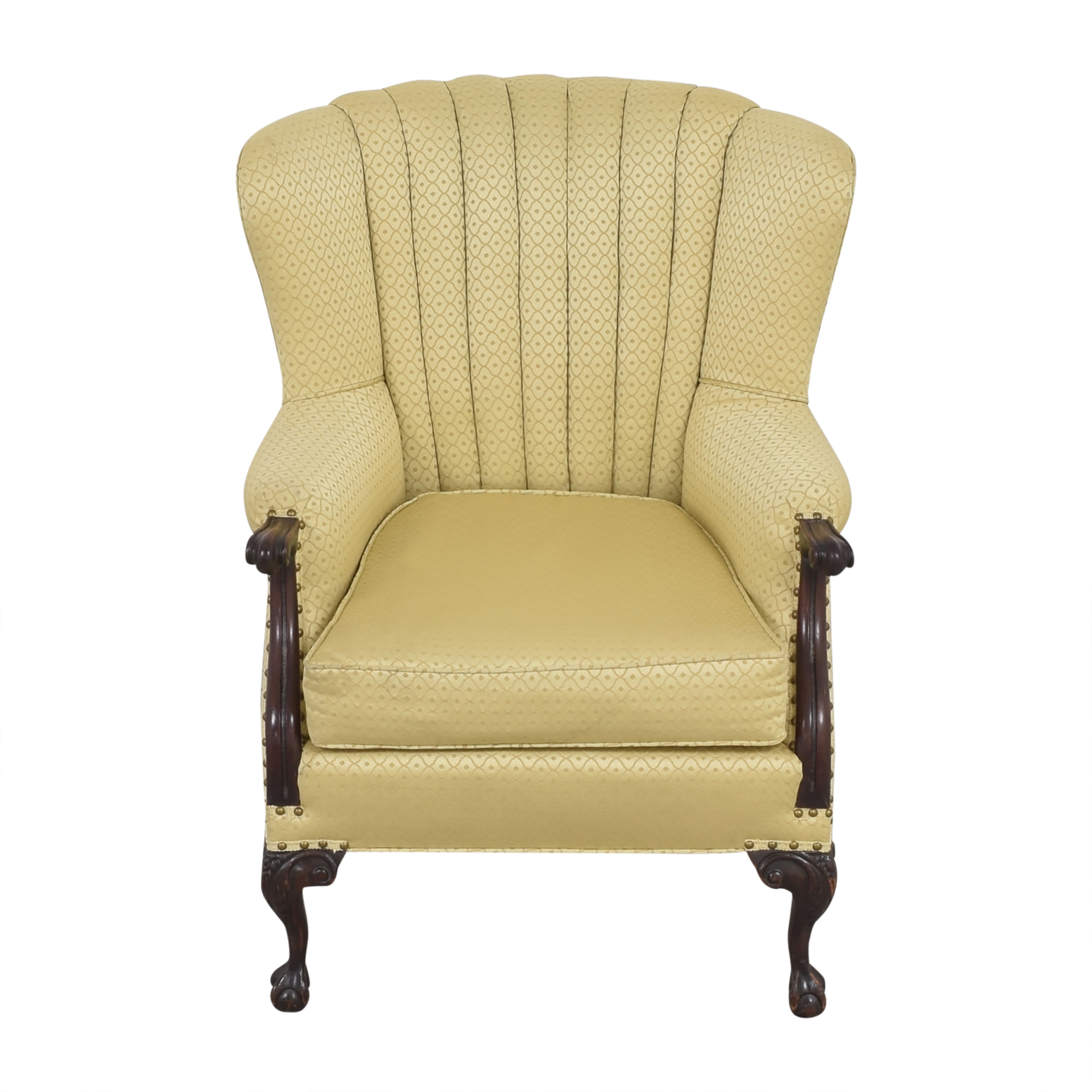 buy Pleated Accent Chair