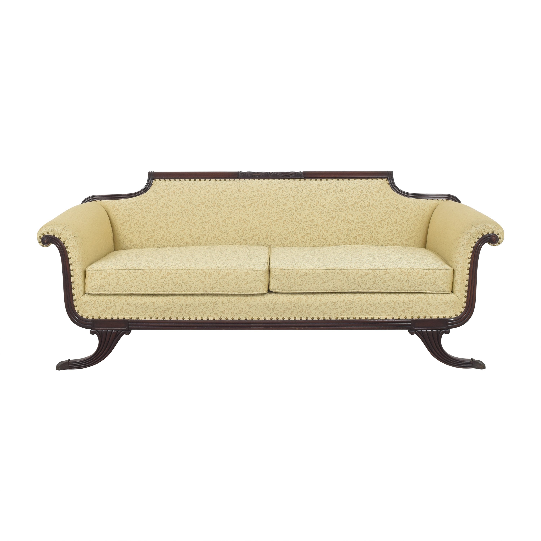 Custom French-Style Sofa Sofas