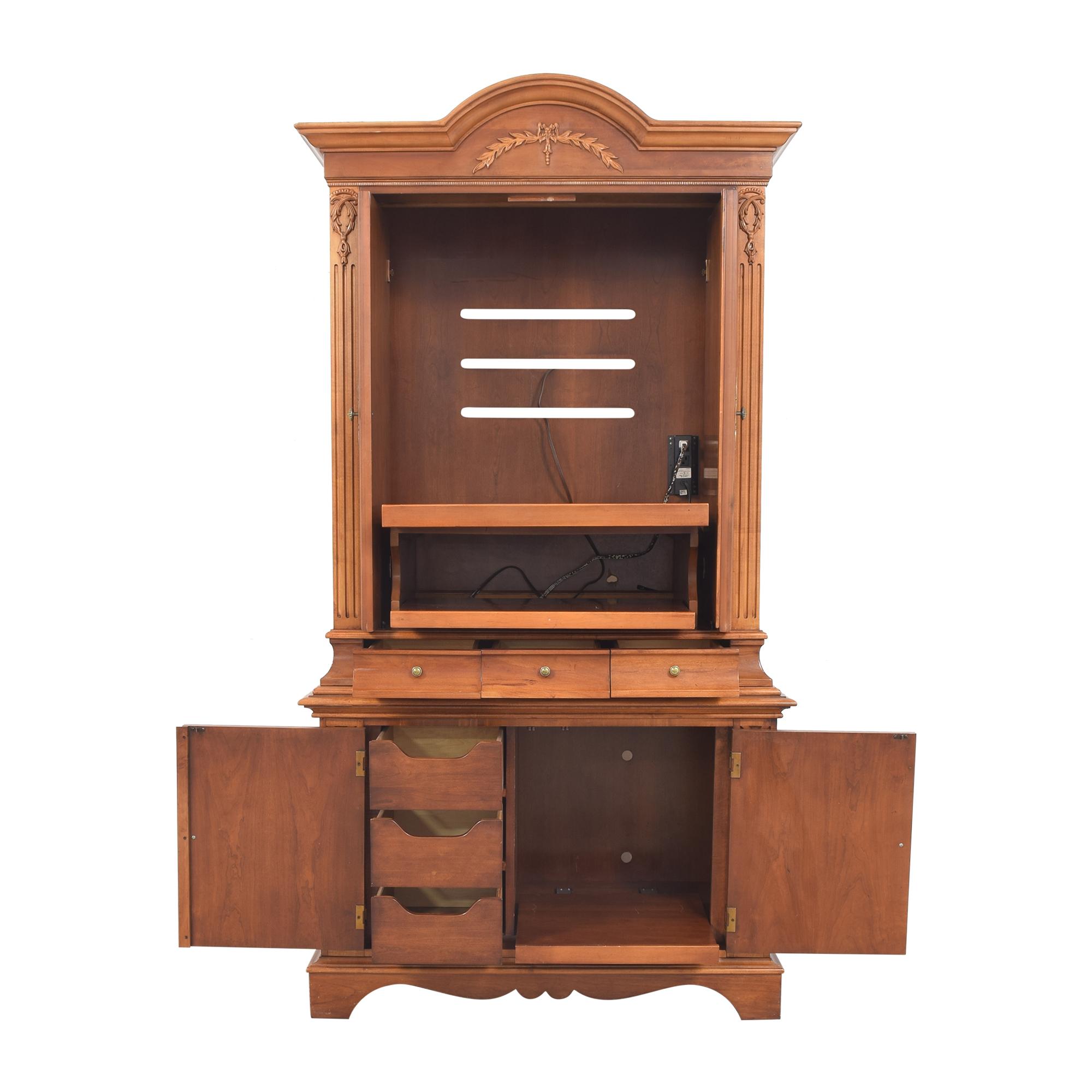 Lexington Furniture Holyn Media Armoire / Storage