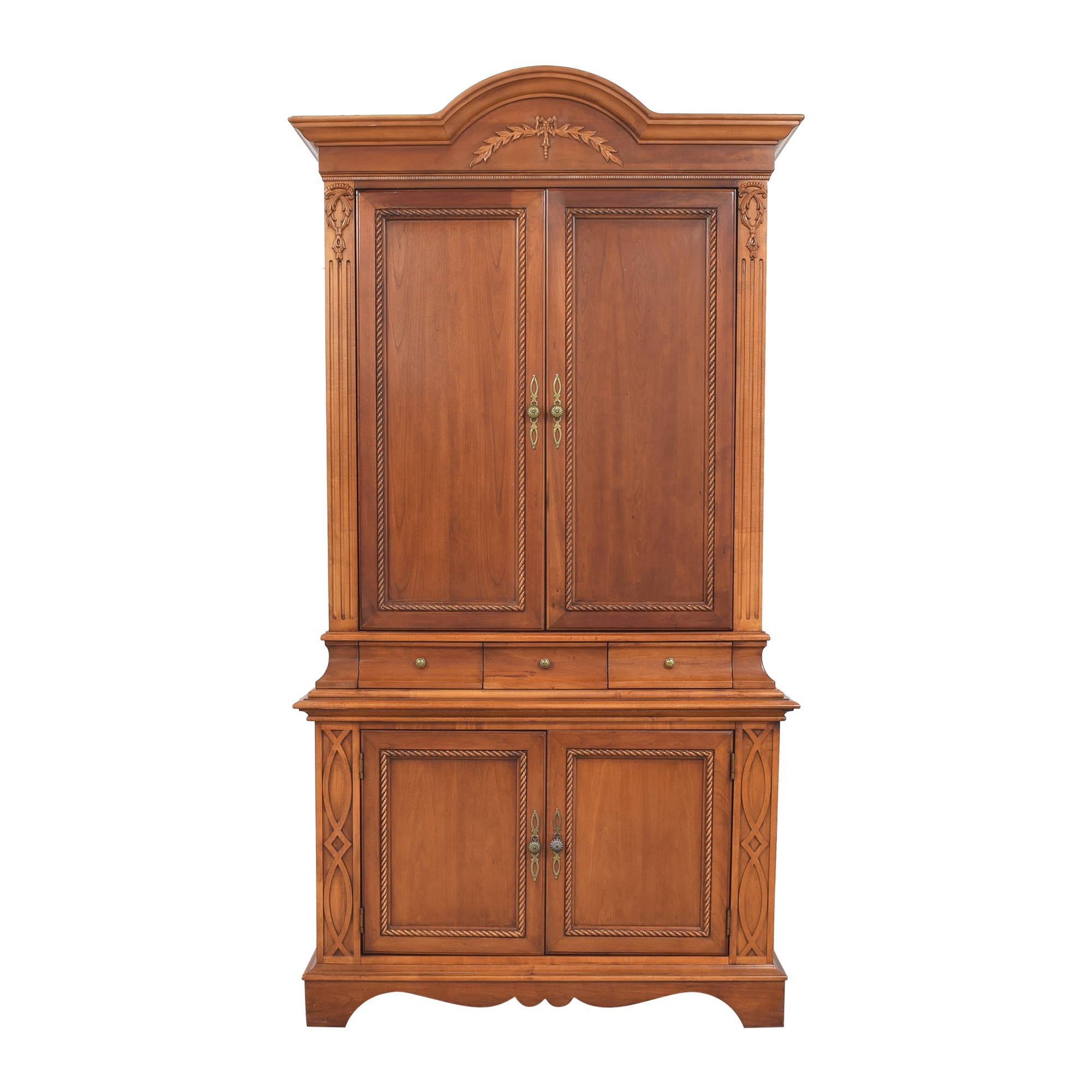 Lexington Furniture Lexington Furniture Holyn Media Armoire Wardrobes & Armoires