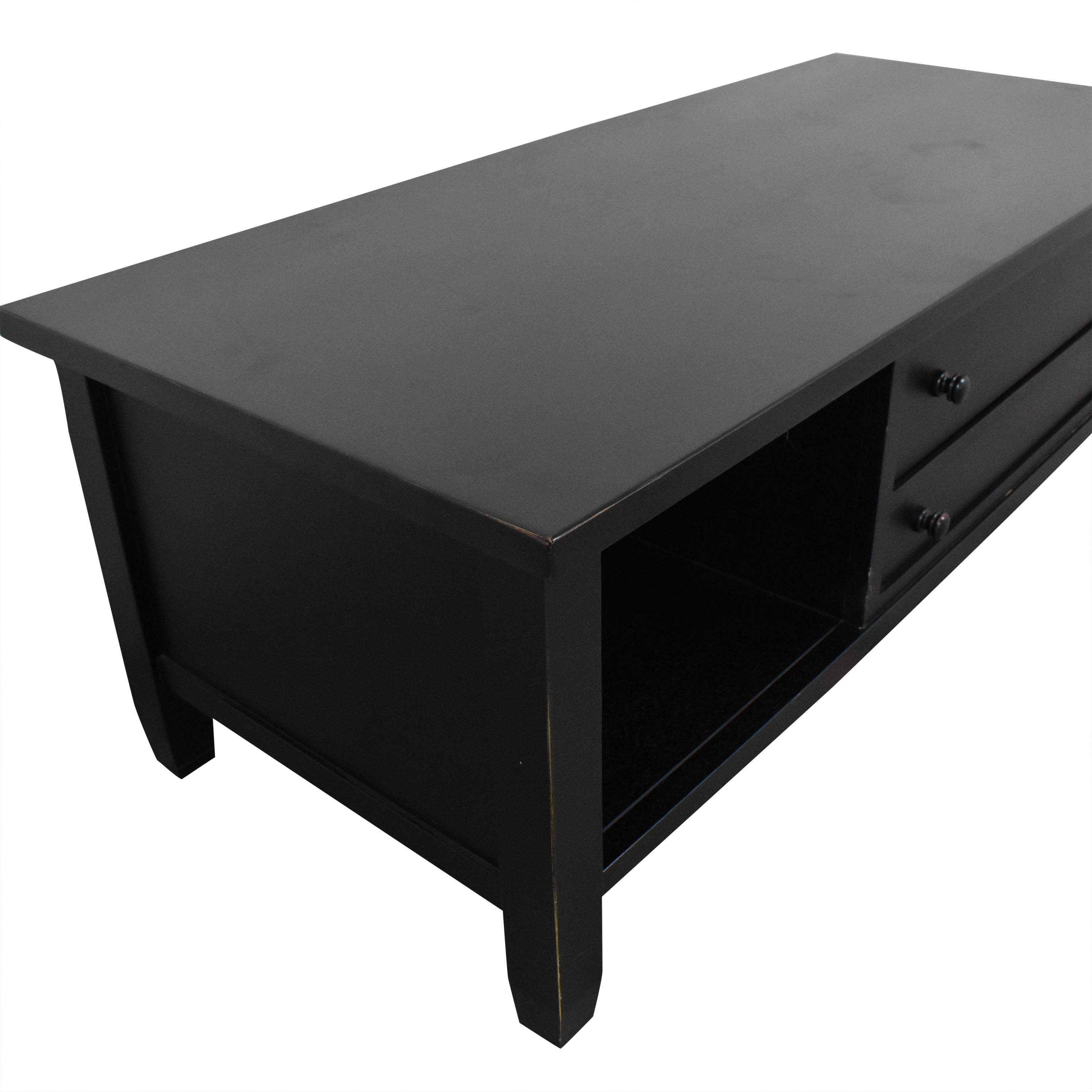 buy Pottery Barn Pottery Barn Storage Coffee Table online