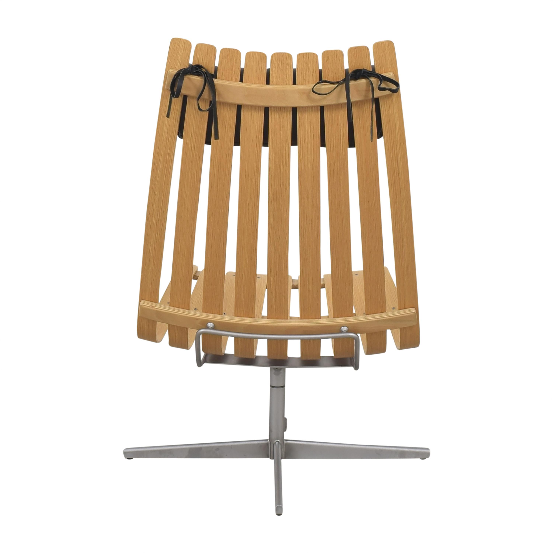 Fjordfiesta Fjordfiesta Scandia Senior Easy Swivel Chair by Hans Brattrud on sale