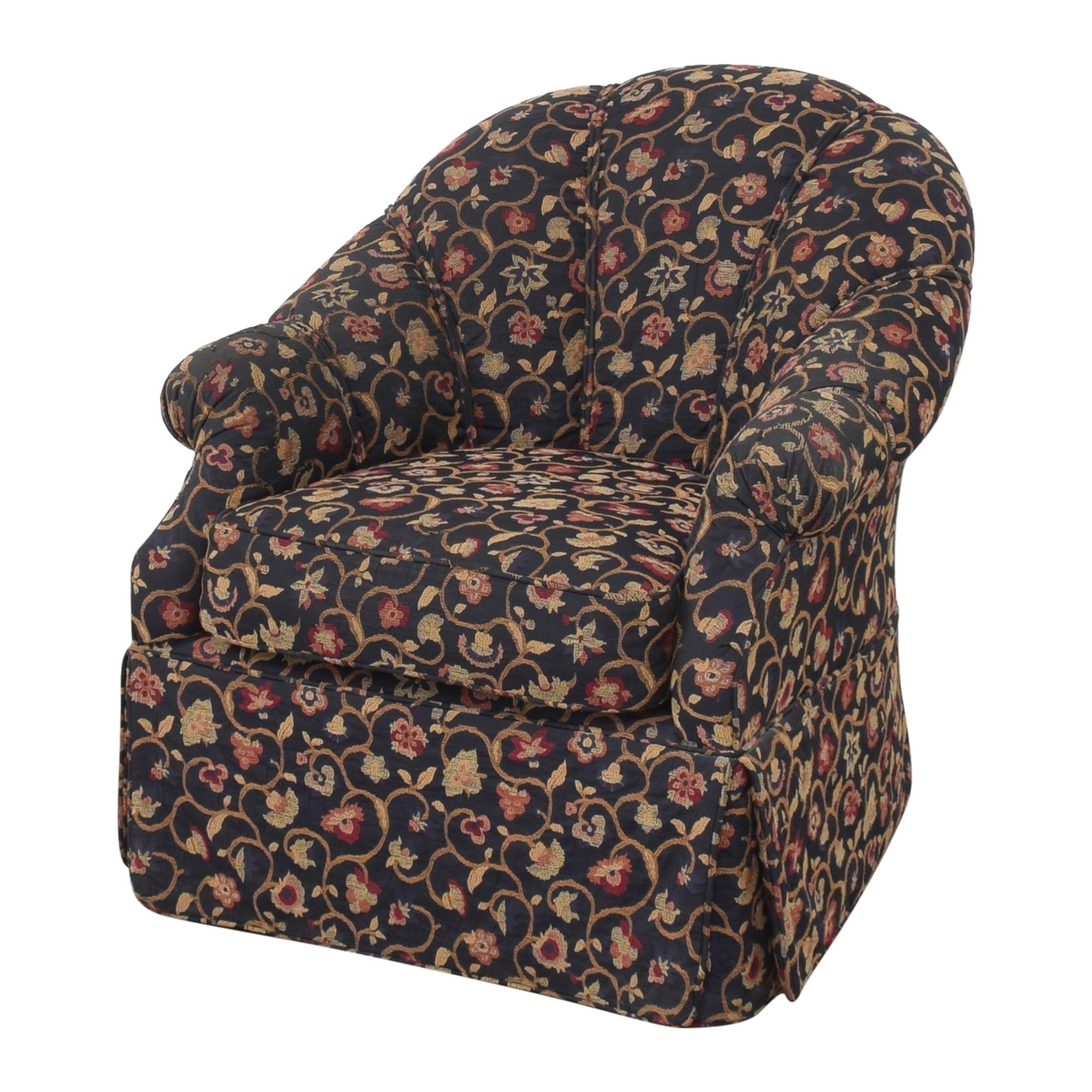 Kravet Kravet Prelude Skirted Swivel Chair price