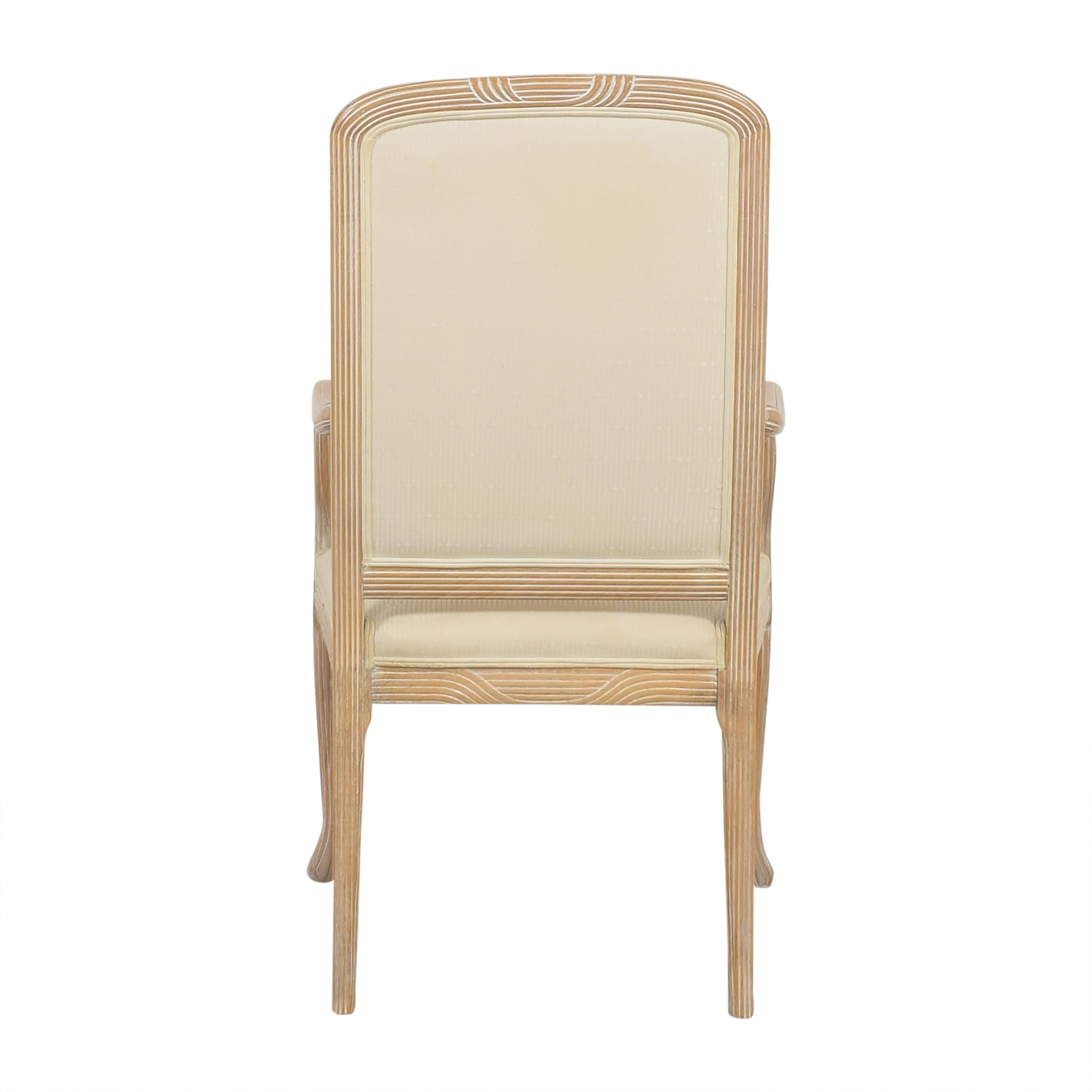 Buying & Design Upholstered Dining Arm Chair / Chairs