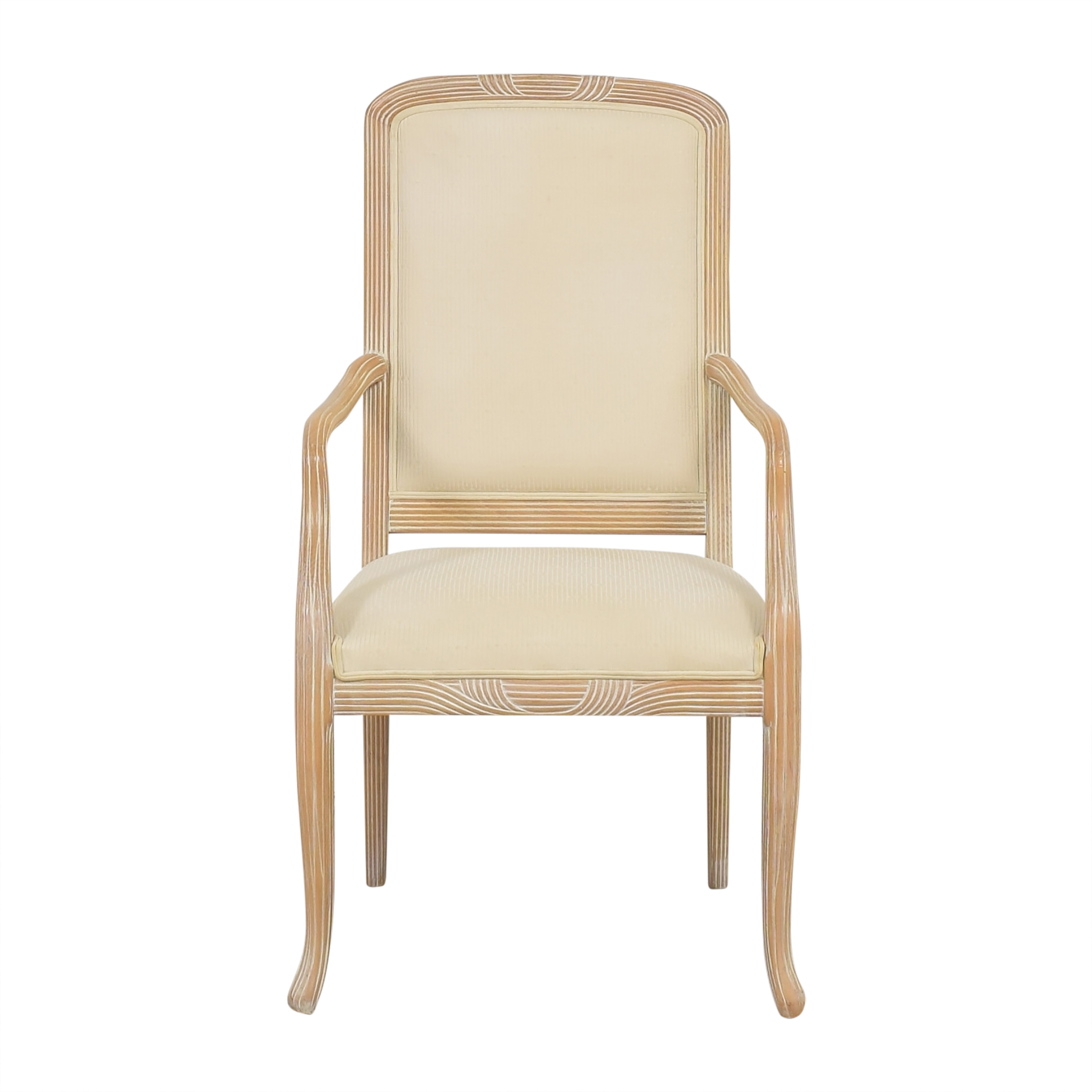 Buying & Design Buying & Design Upholstered Dining Arm Chair pa