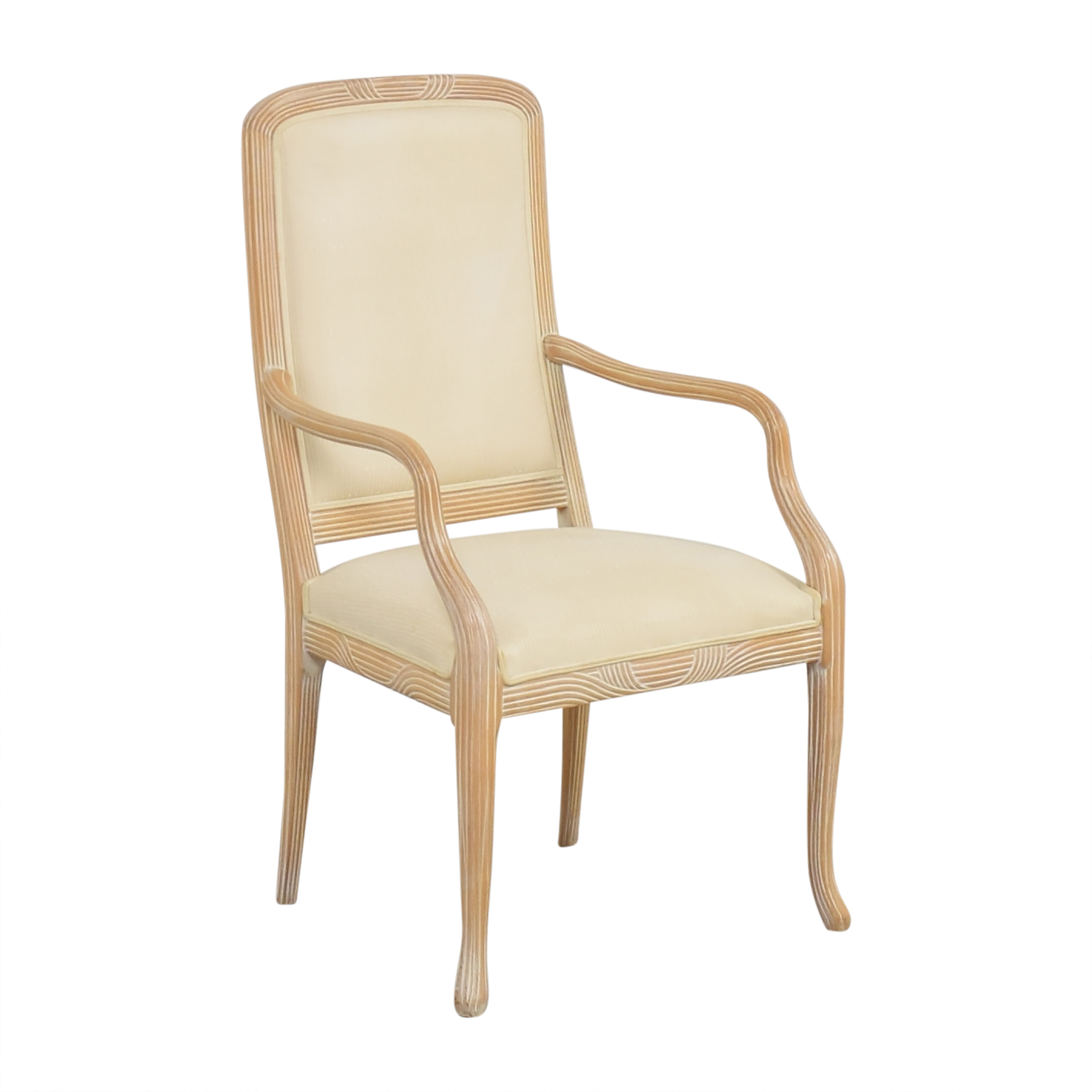 Buying & Design Upholstered Dining Arm Chair / Dining Chairs