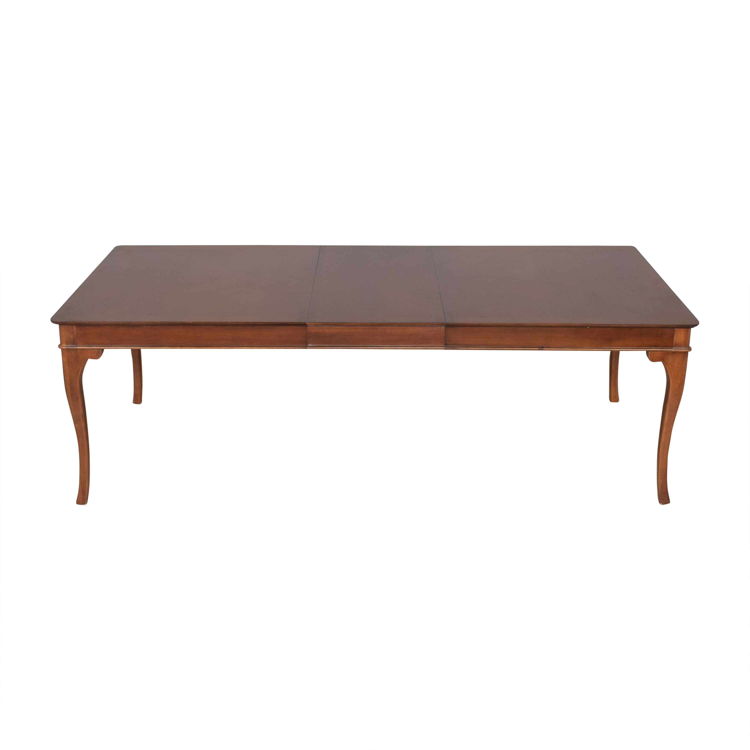 Drexel Heritage  Drexel Heritage Extendable Dining Table second hand