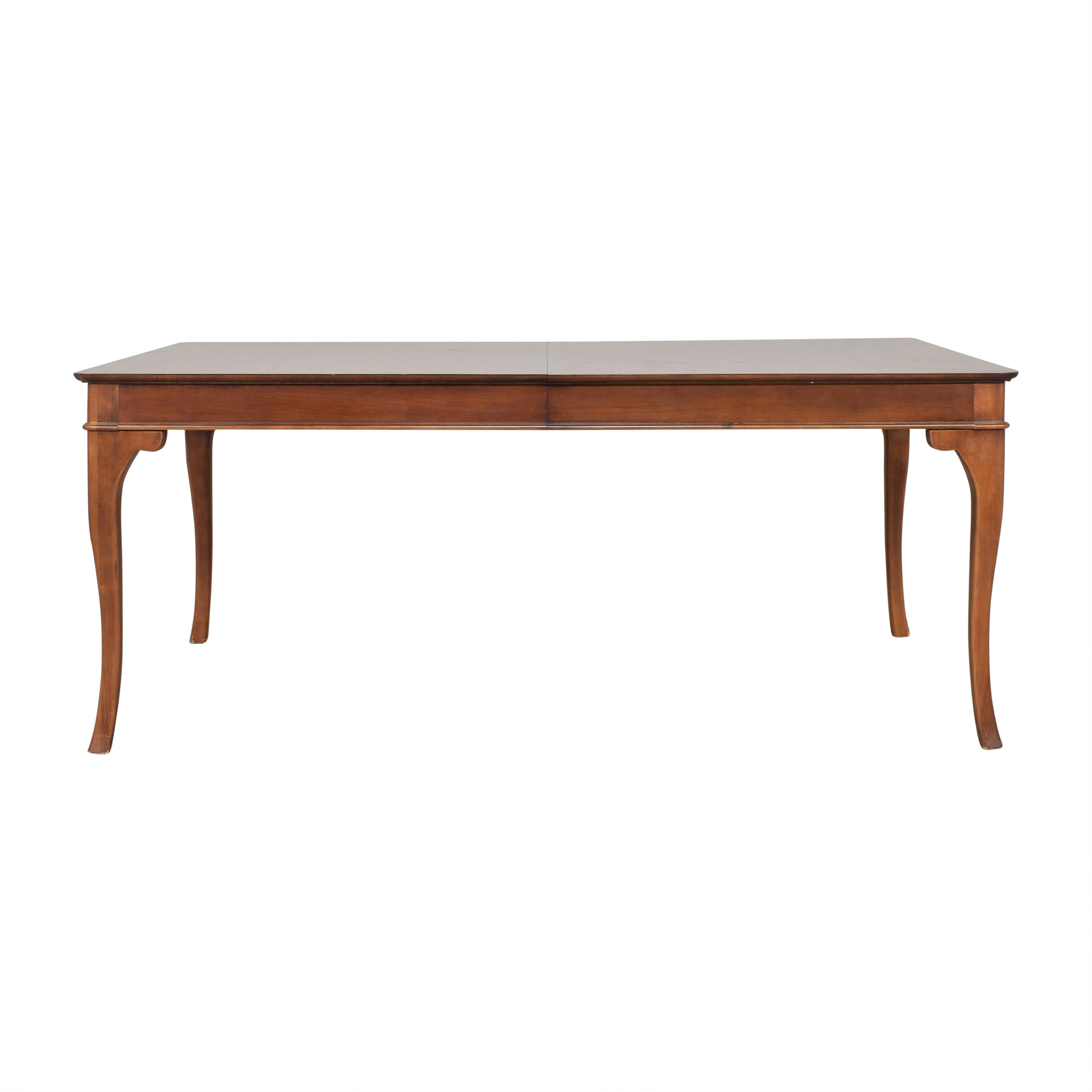 shop  Drexel Heritage Extendable Dining Table Drexel Heritage Dinner Tables