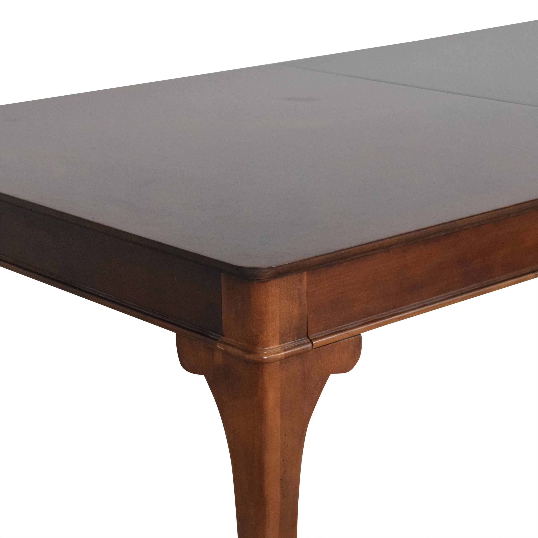 shop Drexel Heritage  Drexel Heritage Extendable Dining Table online