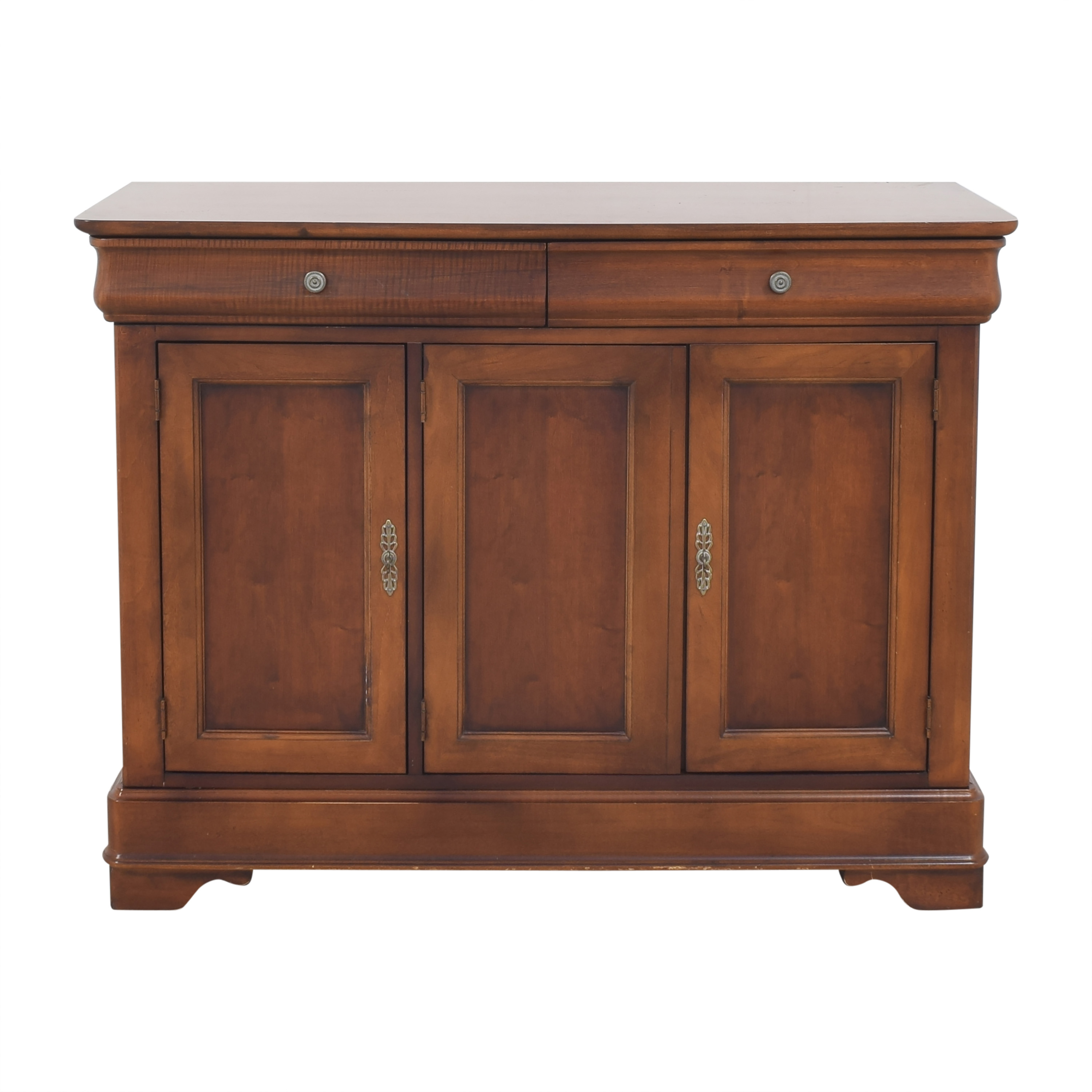 buy Drexel Three Door Sideboard Drexel Cabinets & Sideboards