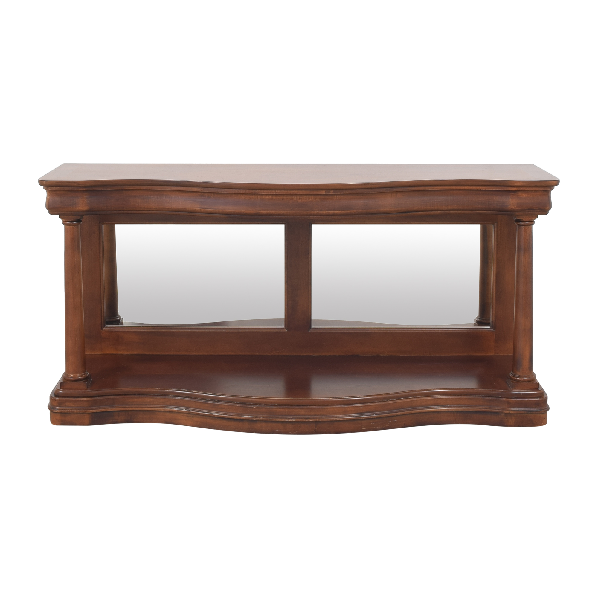 buy Drexel Heritage Mirrored Accent Table Drexel Heritage Tables