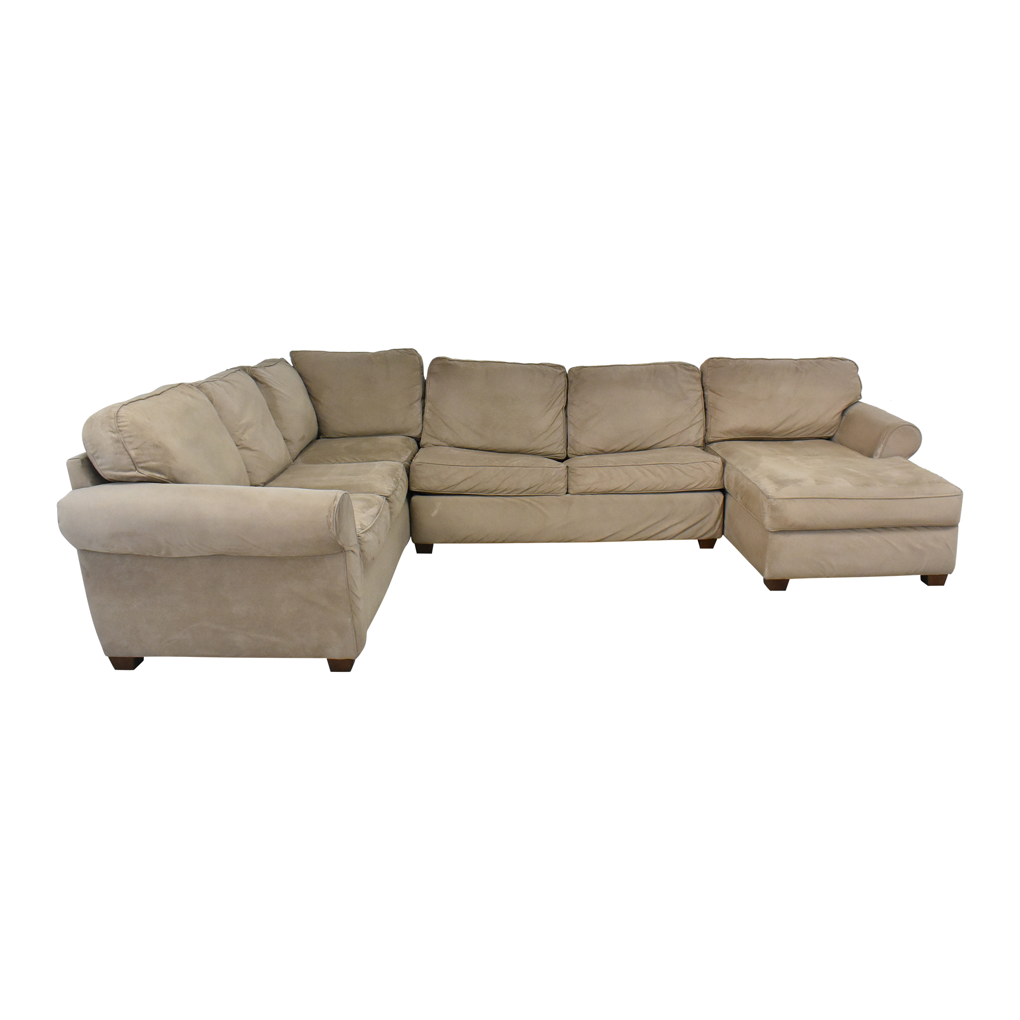 buy Macy's Chaise Sectional Sleeper Sofa with Ottoman Macy's