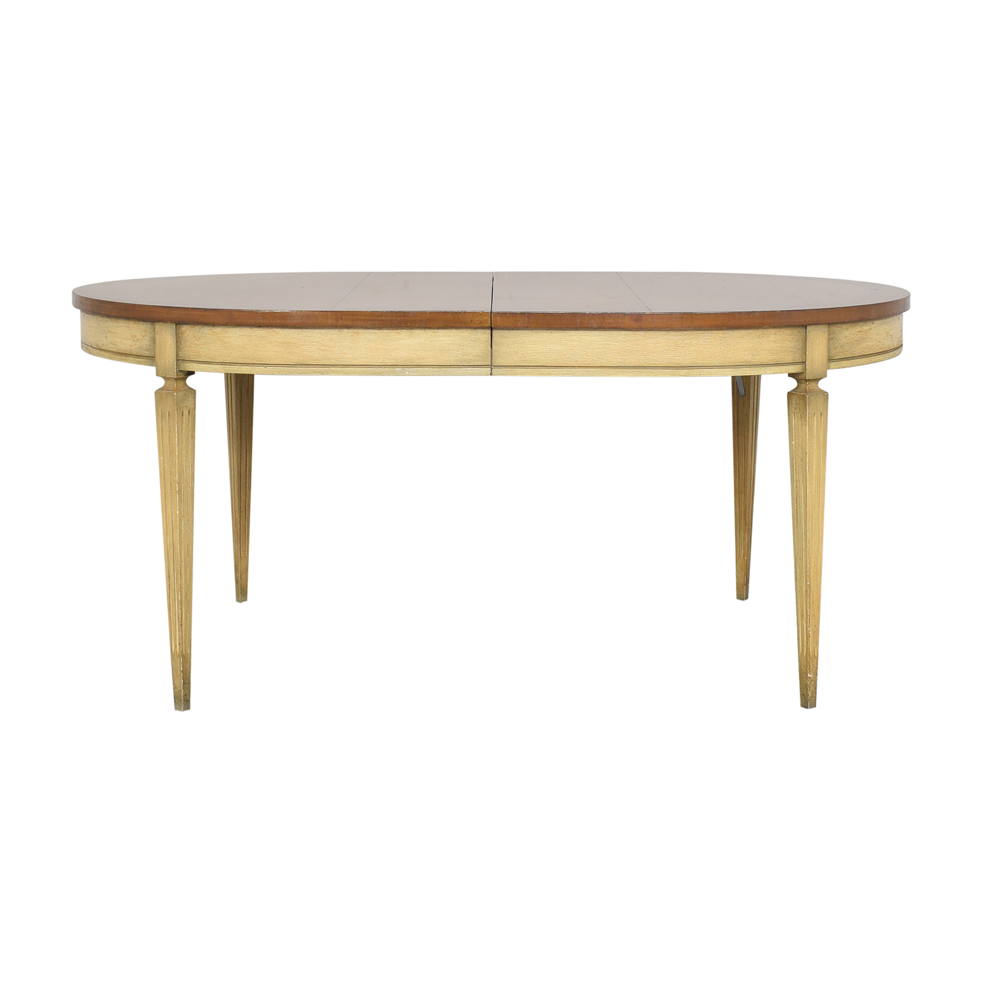 shop Oval Extendable Dining Table