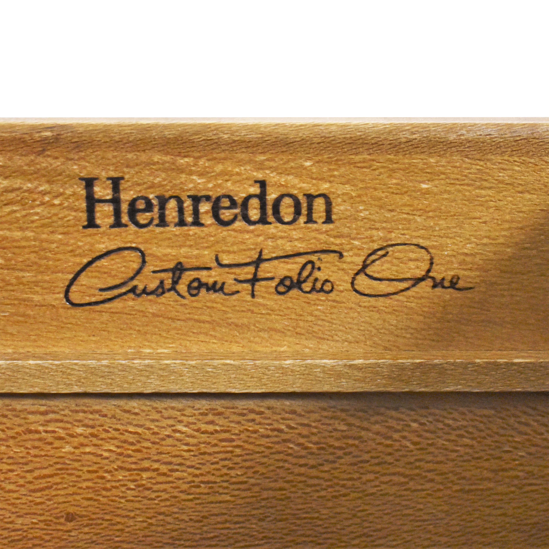 Henredon Furniture Henredon Furniture Custom Nine Drawer Dresser coupon