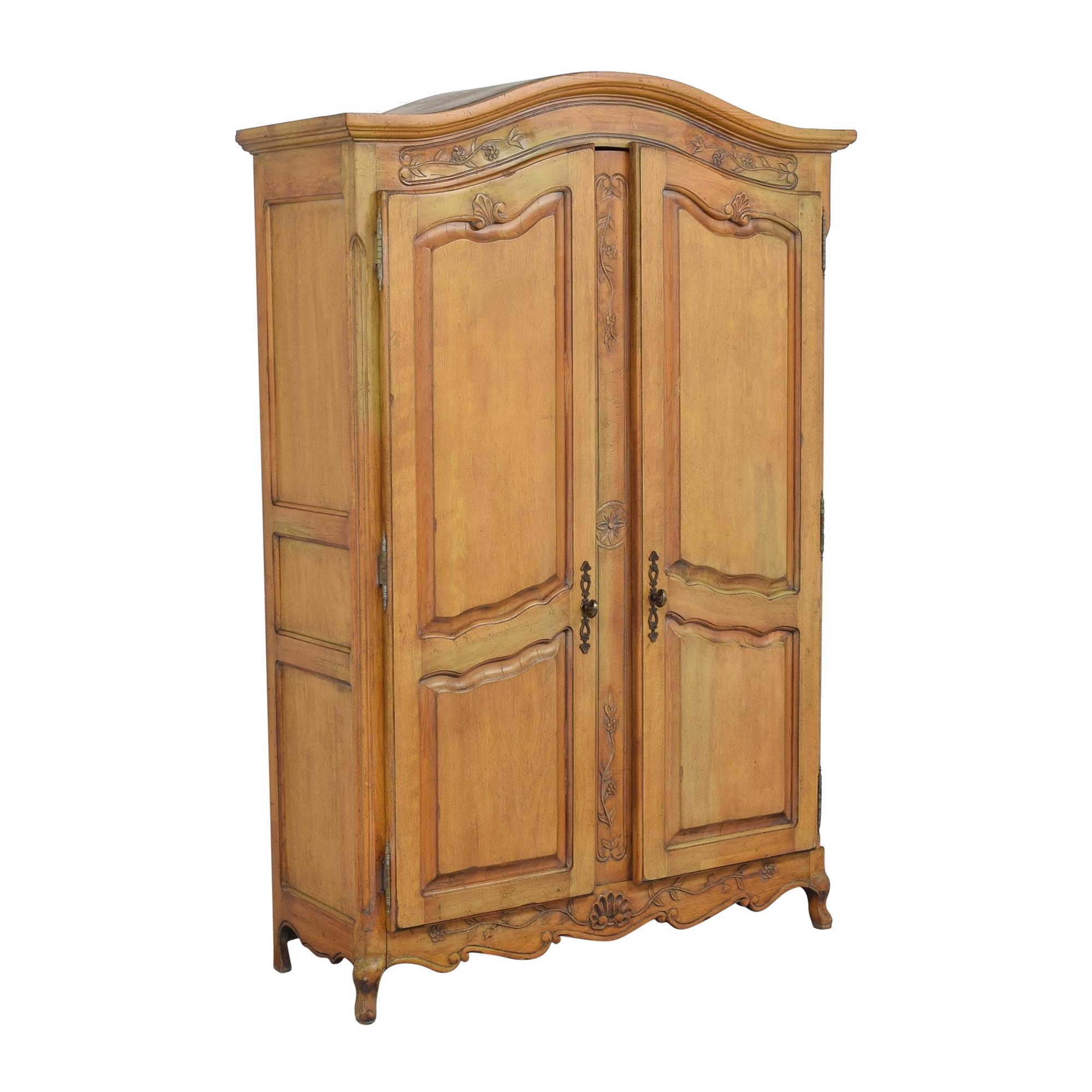 shop  Vintage Two Door Armoire online