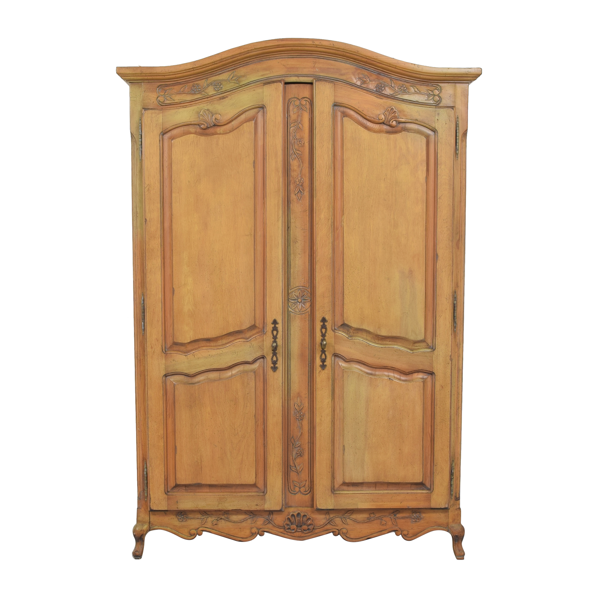 buy Vintage Two Door Armoire  Wardrobes & Armoires
