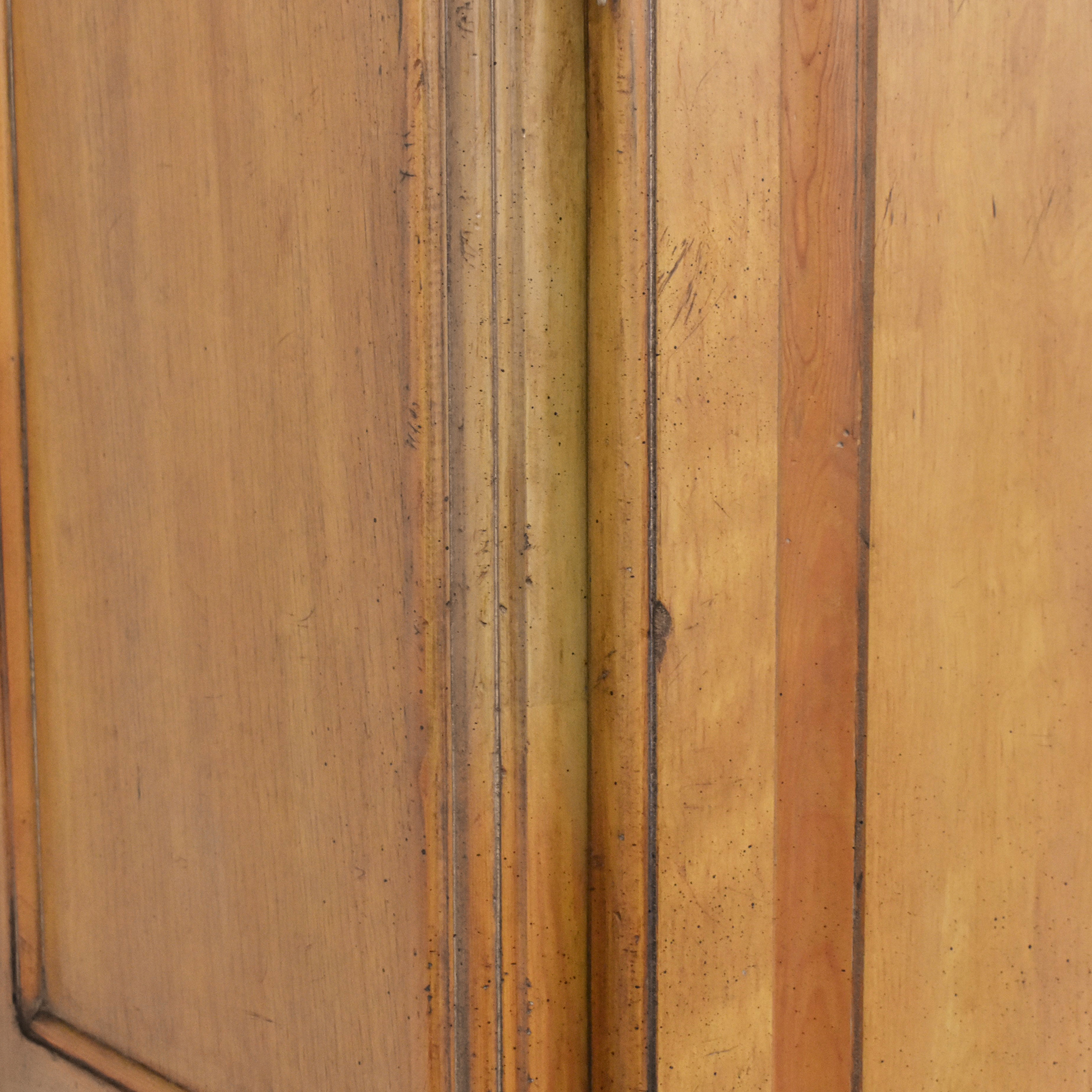 Vintage Two Door Armoire nyc