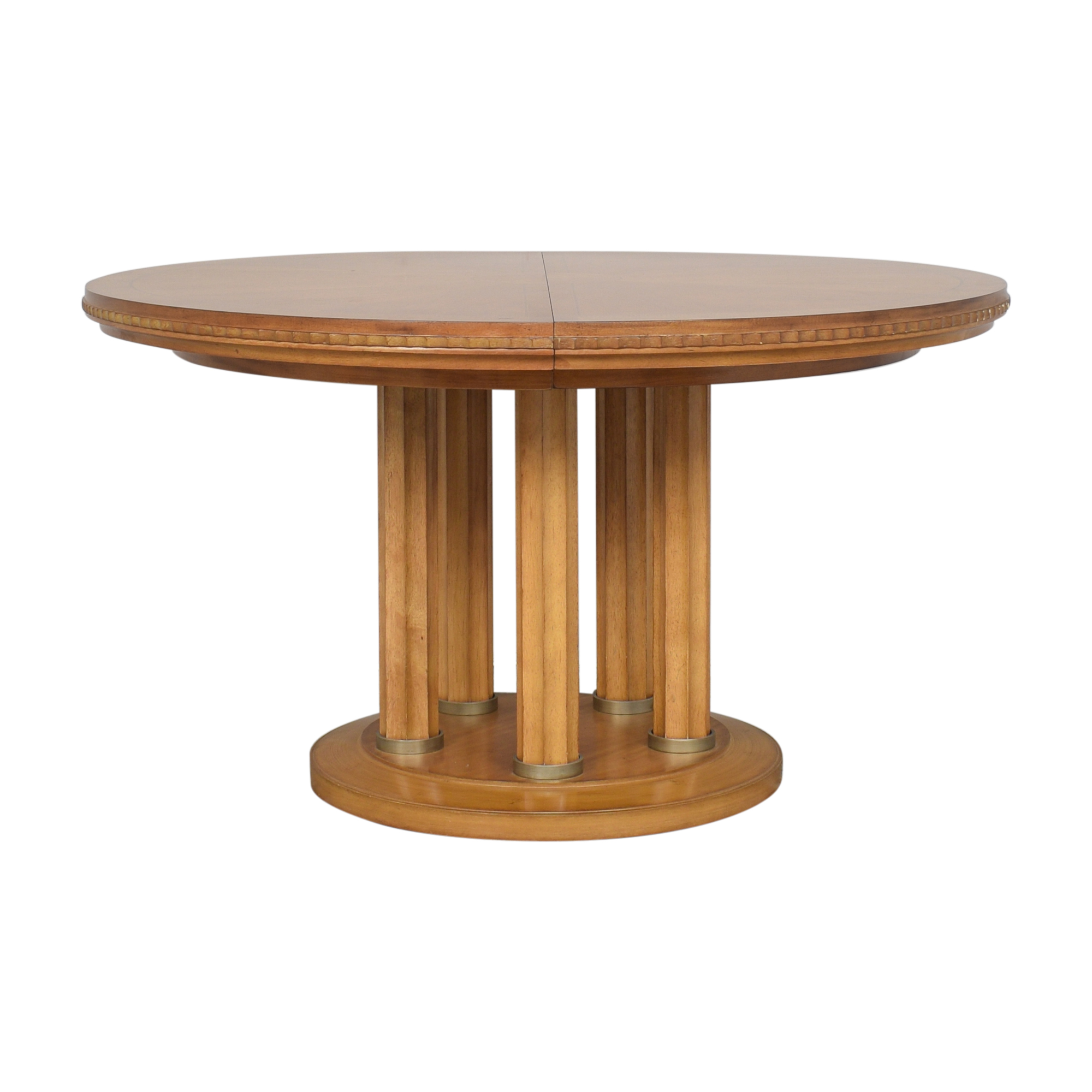 buy Fortunoff Extendable Dining Table Fortunoff Dinner Tables