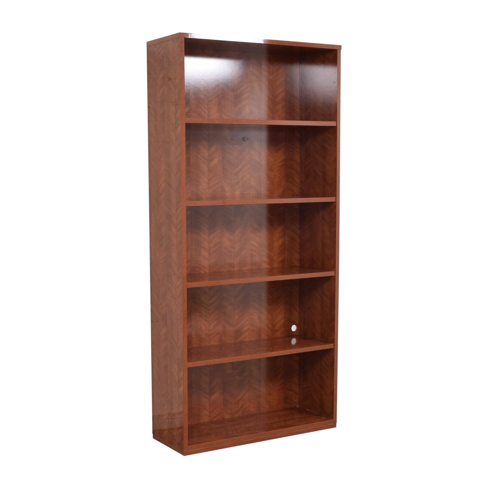 Alf Italia Alf Italia Tall Bookcase brown