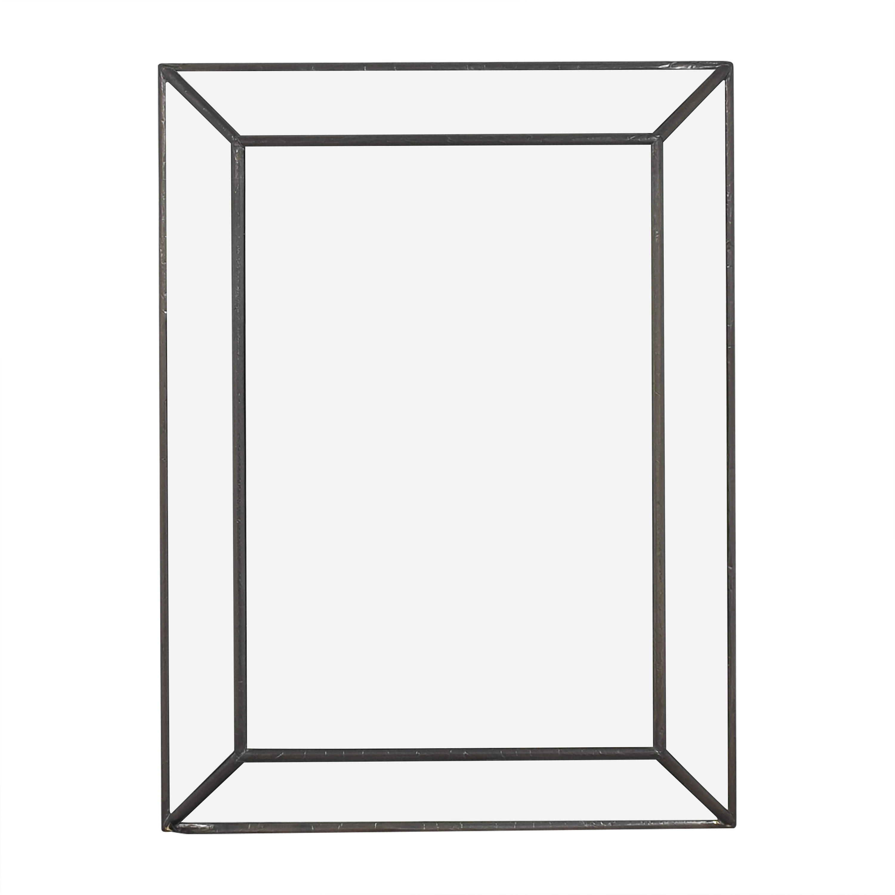 Rectangular Wall Mirror ma