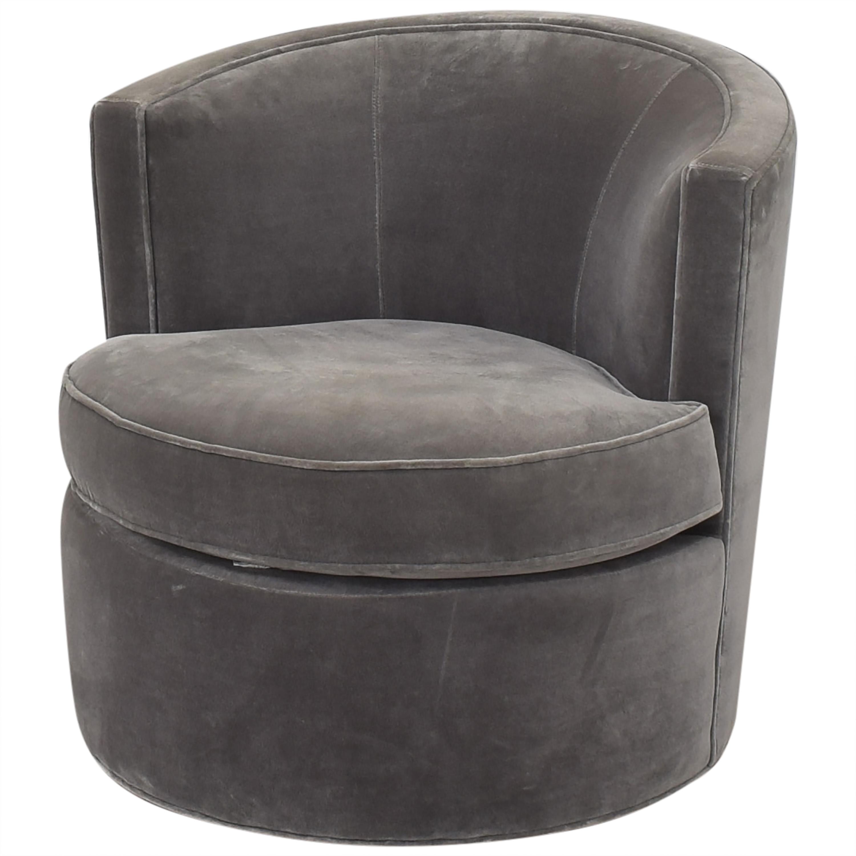 buy Room & Board Otis Swivel Chair Room & Board