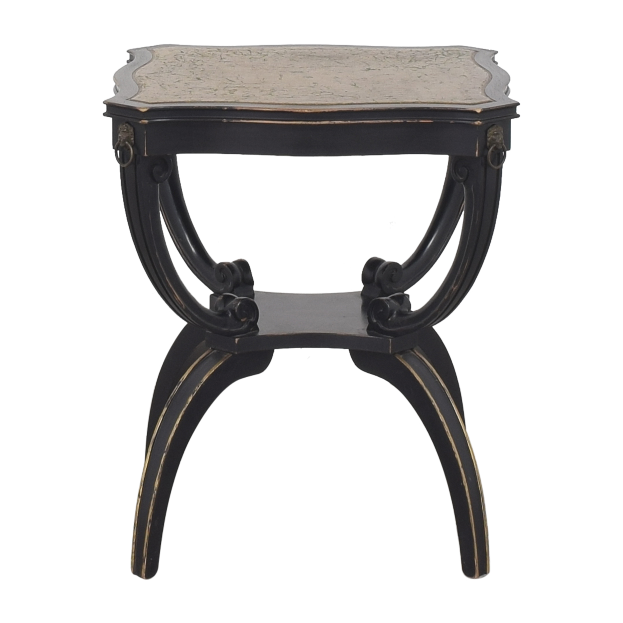 shop Adams Always Decorative End Table Adams Always