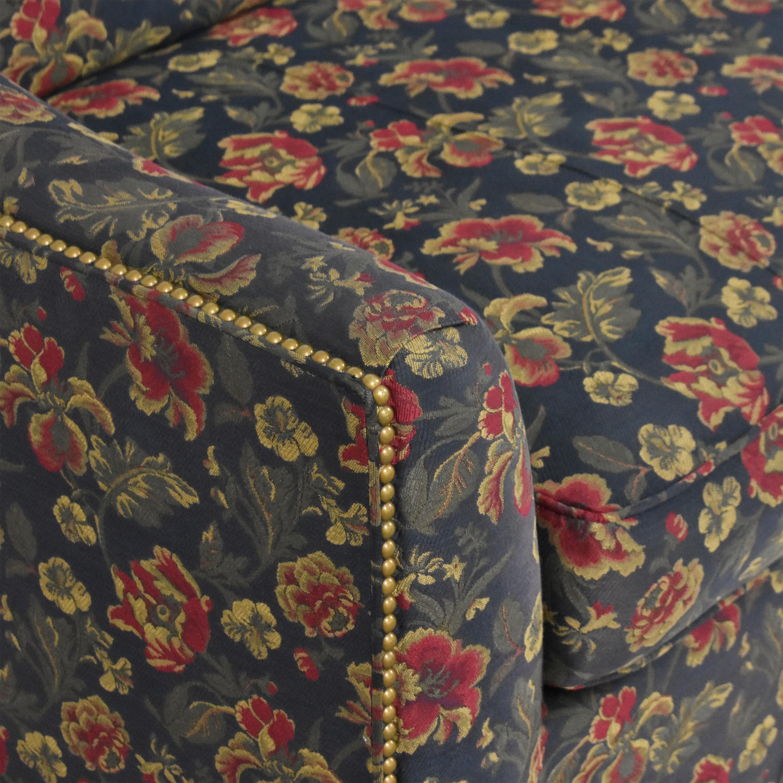 Hickory Chair Hickory Chair Custom Upholstered Sofa ma