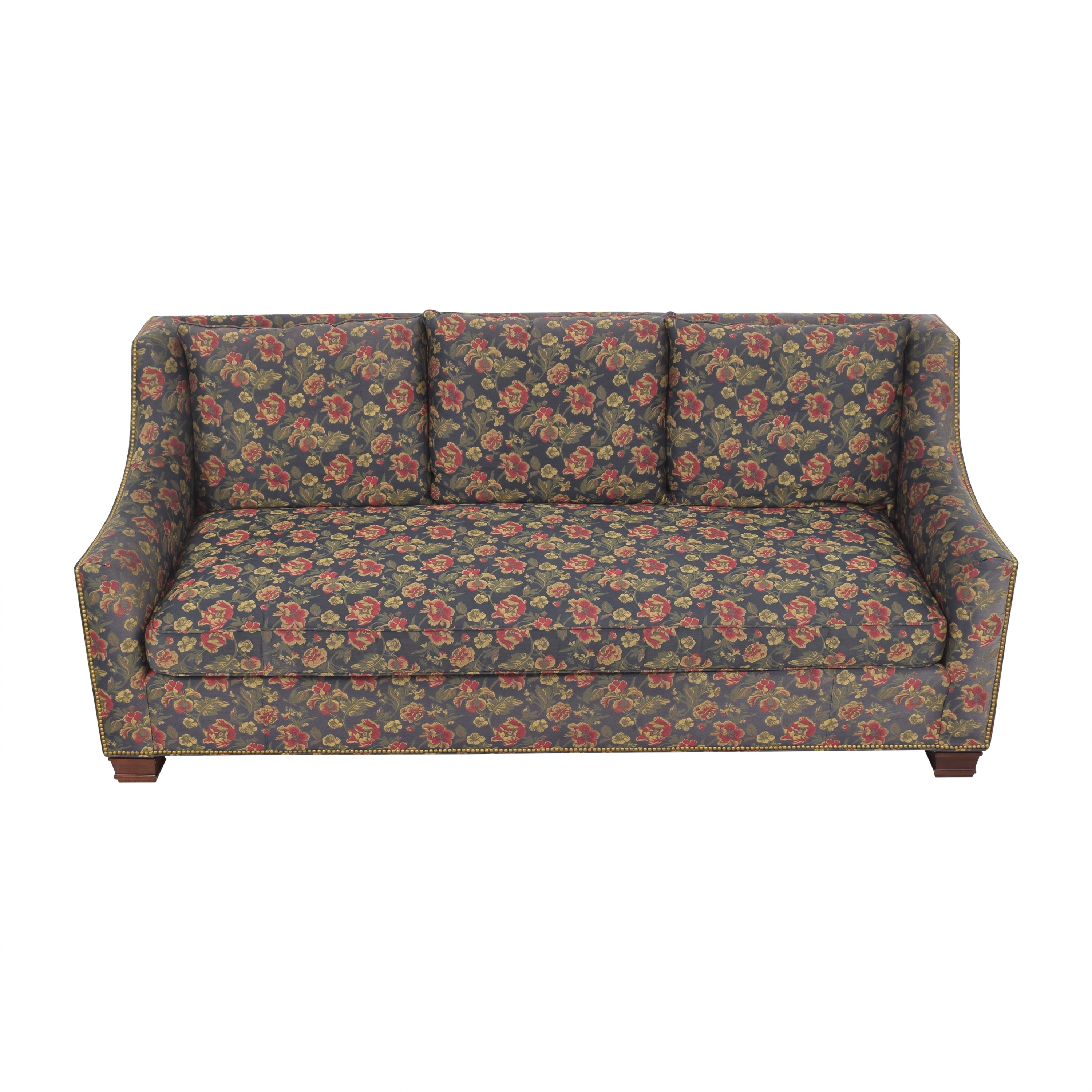 Hickory Chair Hickory Chair Custom Upholstered Sofa second hand