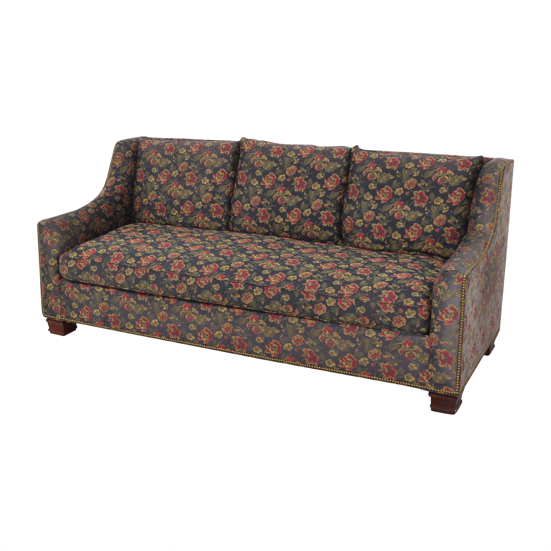 Hickory Chair Custom Upholstered Sofa Hickory Chair