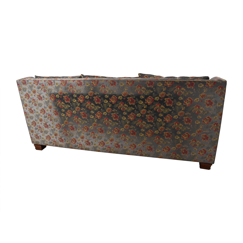 Hickory Chair Custom Upholstered Sofa / Sofas