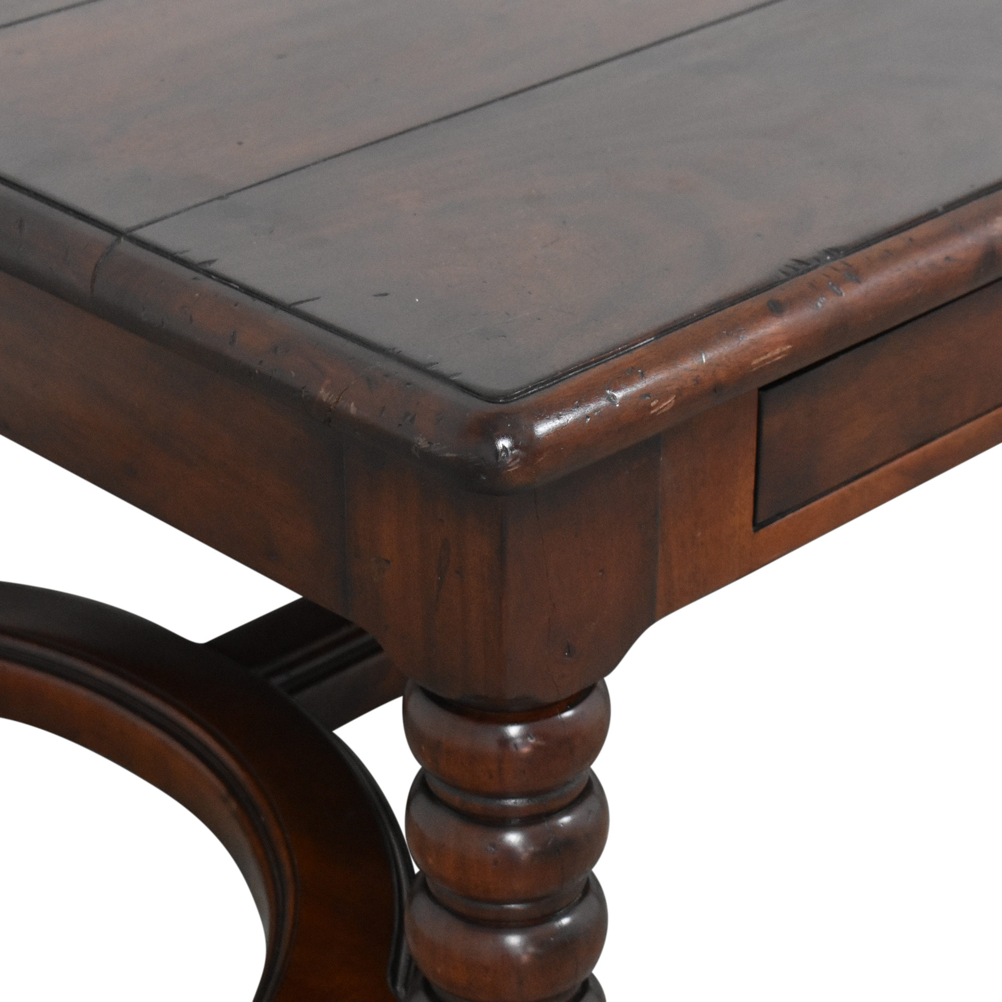 Four Drawer Storage Coffee Table for sale