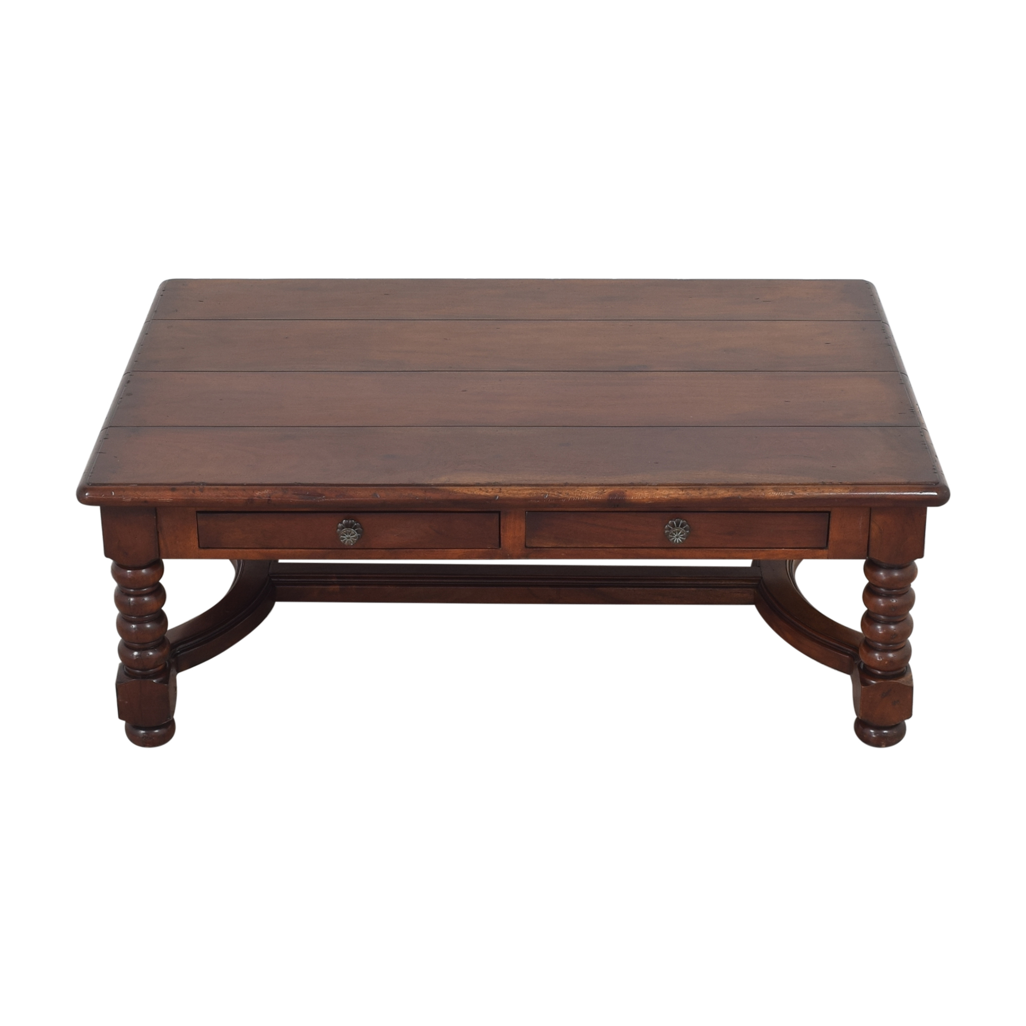Four Drawer Storage Coffee Table dimensions