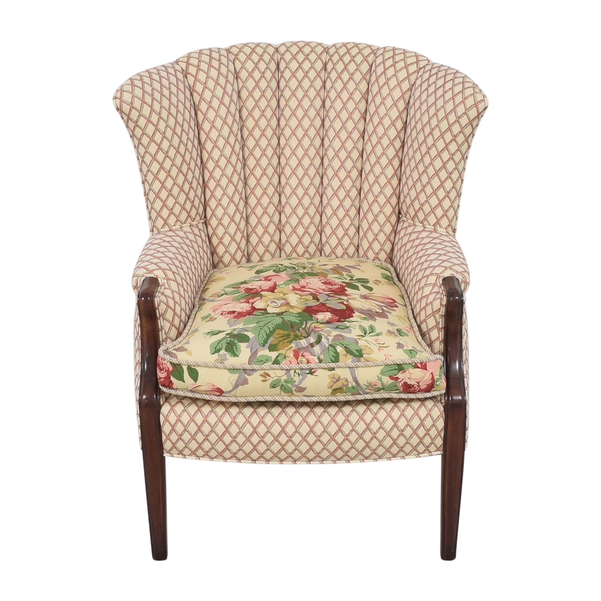 Scallop Accent Chair price