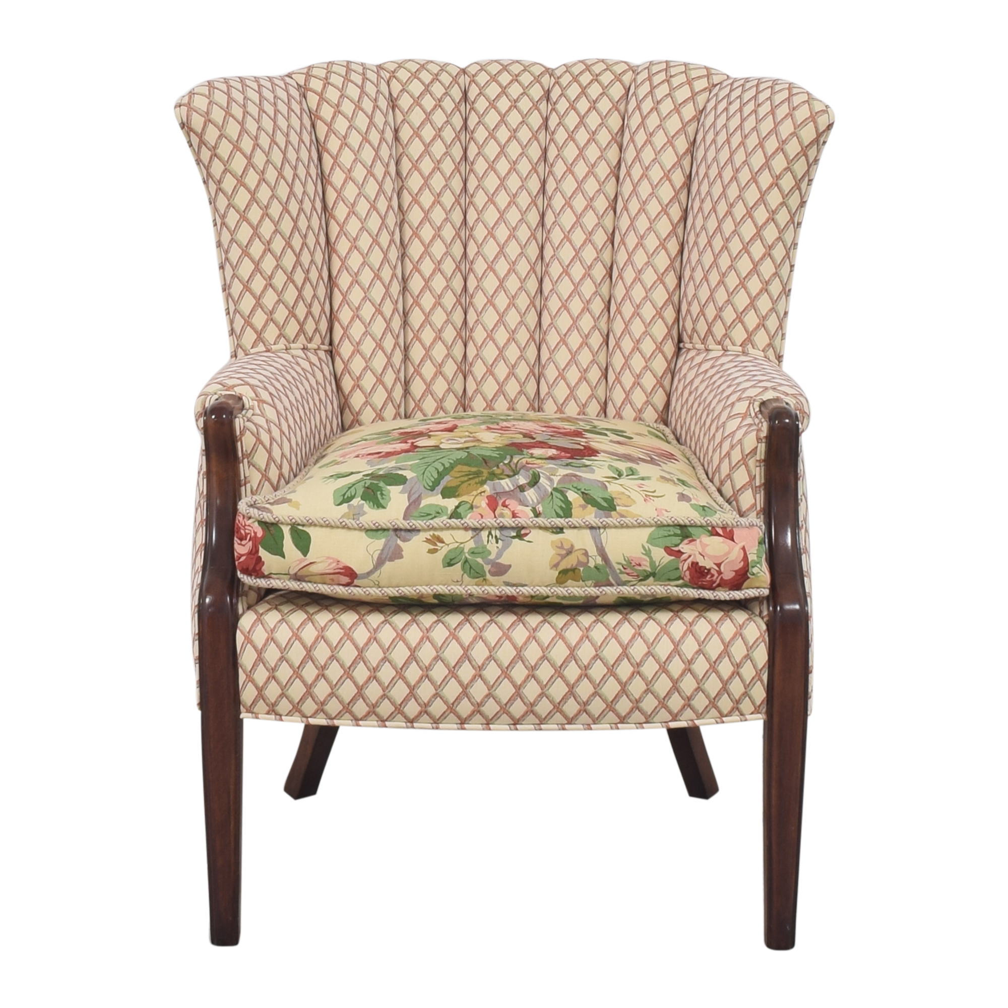 buy Scallop Accent Chair
