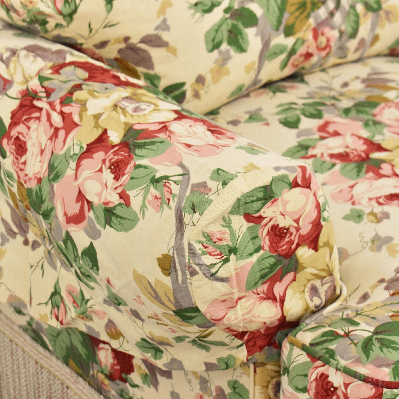 shop Lee Jofa Floral Club Chair Lee Jofa Chairs