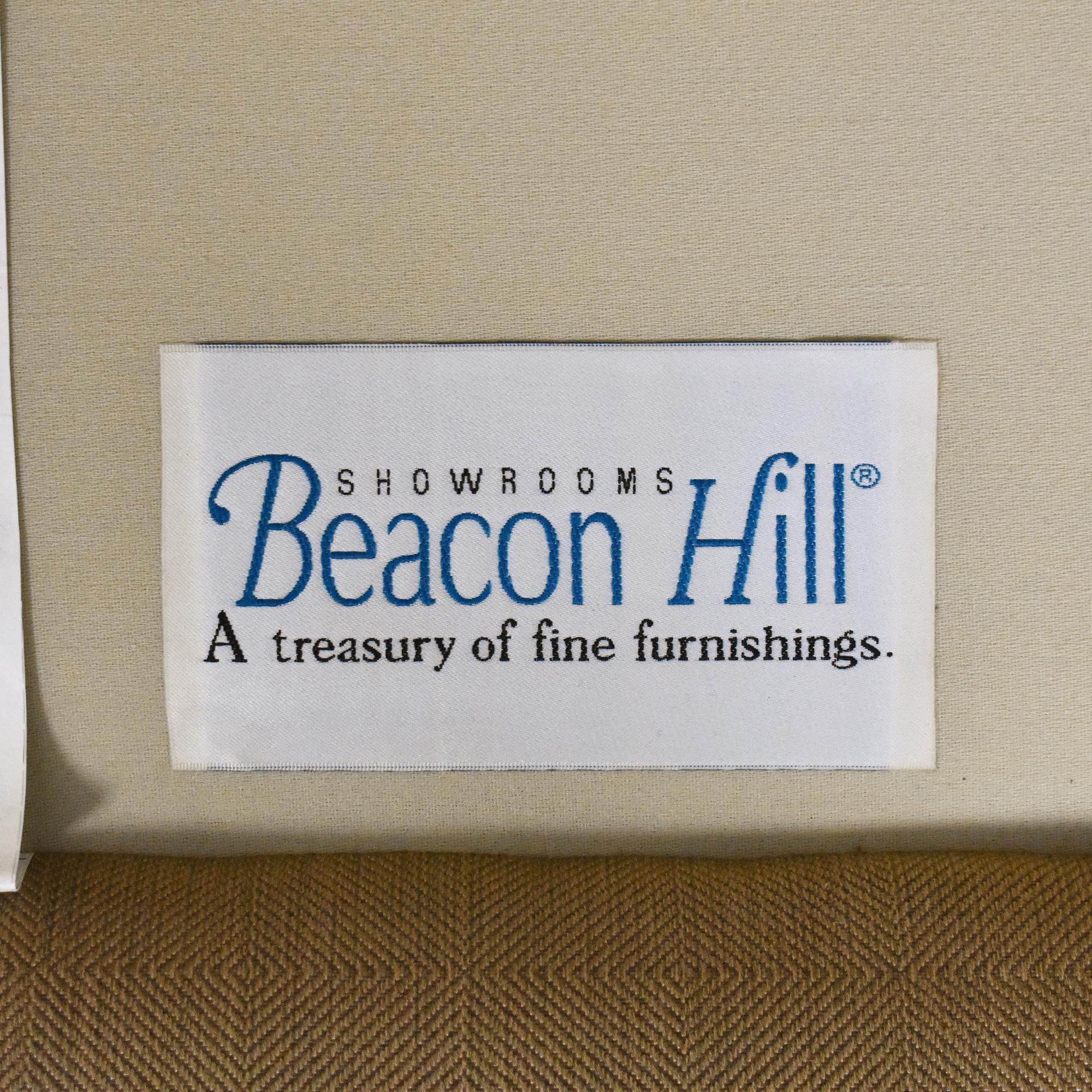 Beacon Hill Collection Beacon Hill Collection Nailhead Trim Sofa Classic Sofas