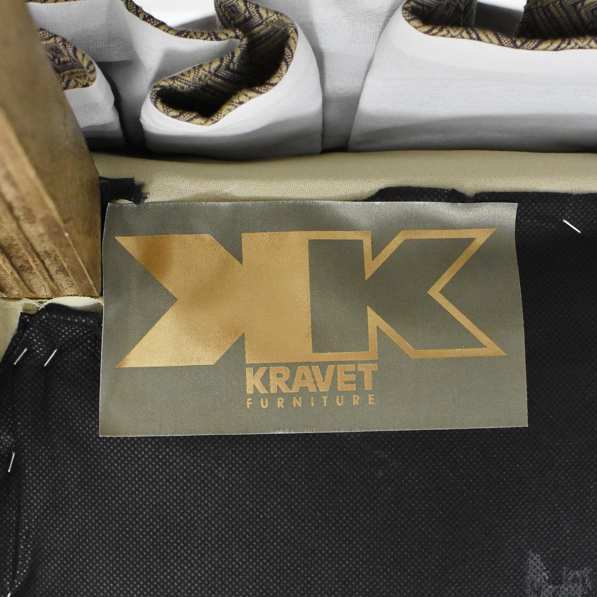 Kravet Kravet Pleated Accent Chair coupon