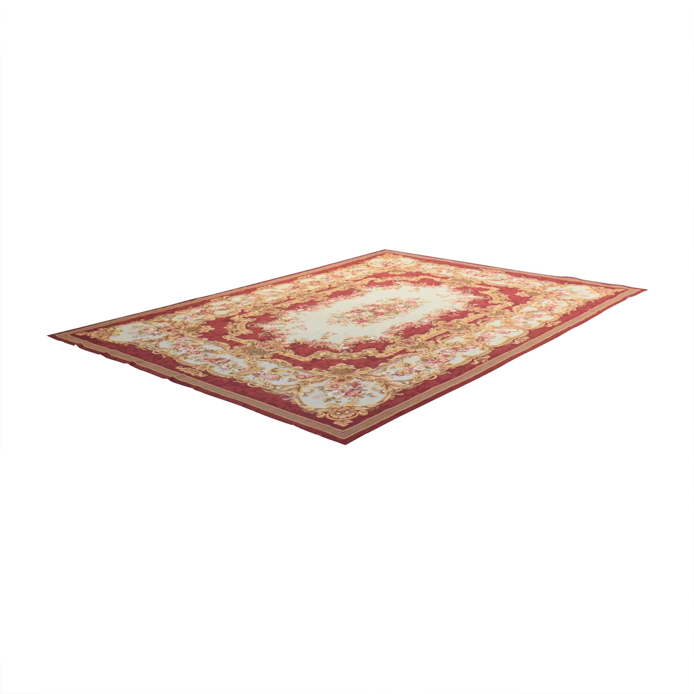buy ABC Carpet & Home Aubusson-Style Area Rug ABC Carpet & Home Decor