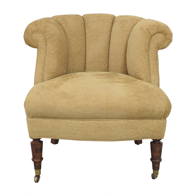 Kravet Kravet Scalloped Accent Chair for sale