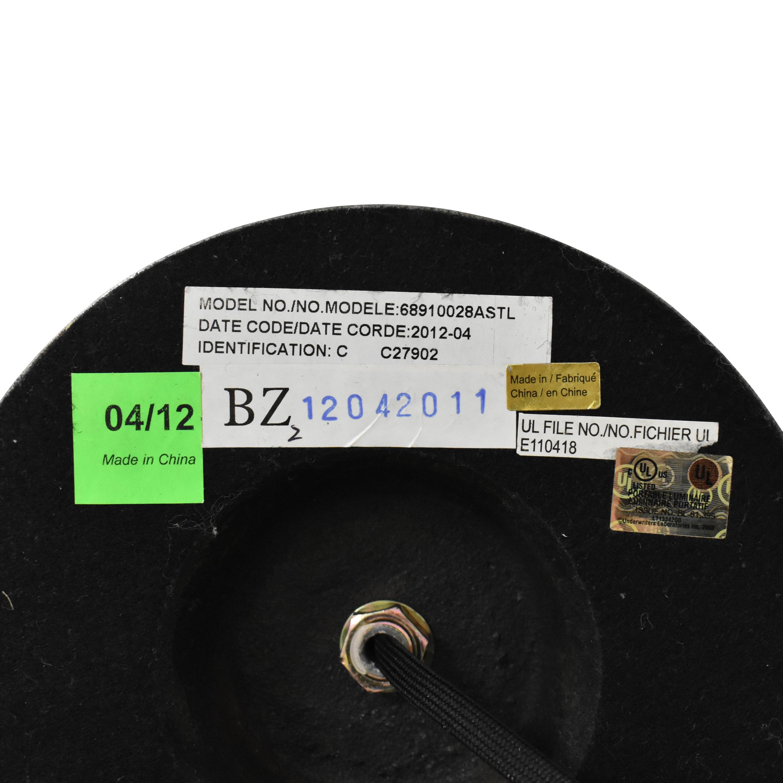 Restoration Hardware Restoration Hardware 1900s Machinist Table Lamp pa