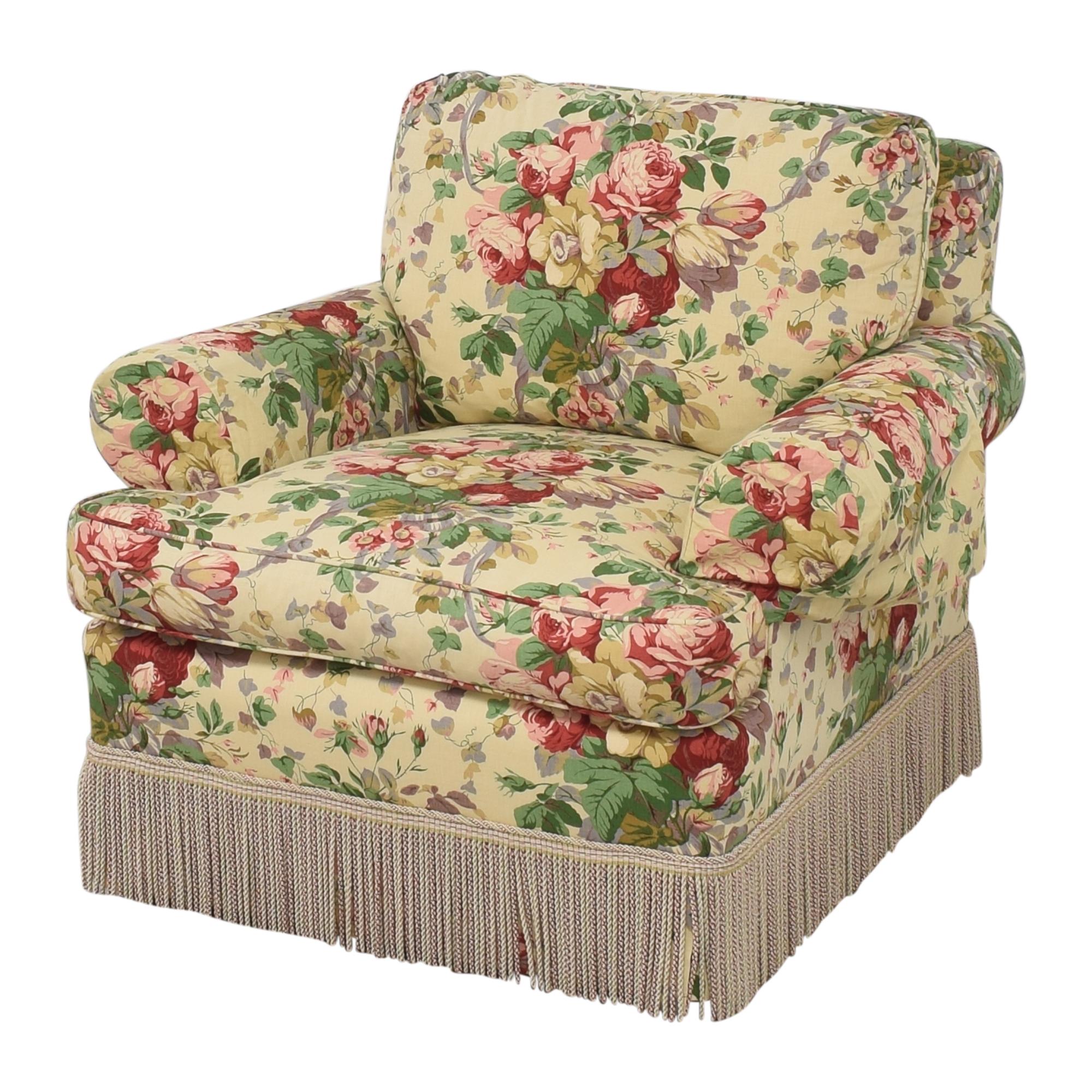 Lee Jofa Lee Jofa Floral Club Chair ct